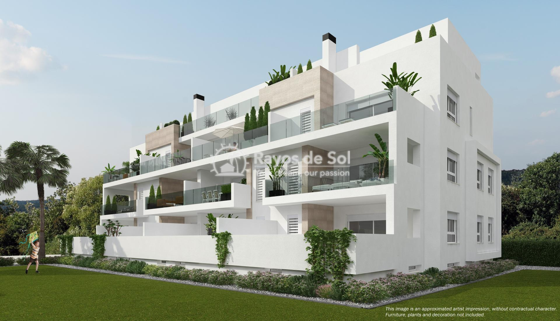 Modern apartments  in Villamartin, Orihuela Costa, Costa Blanca (VITRMA2-2) - 1
