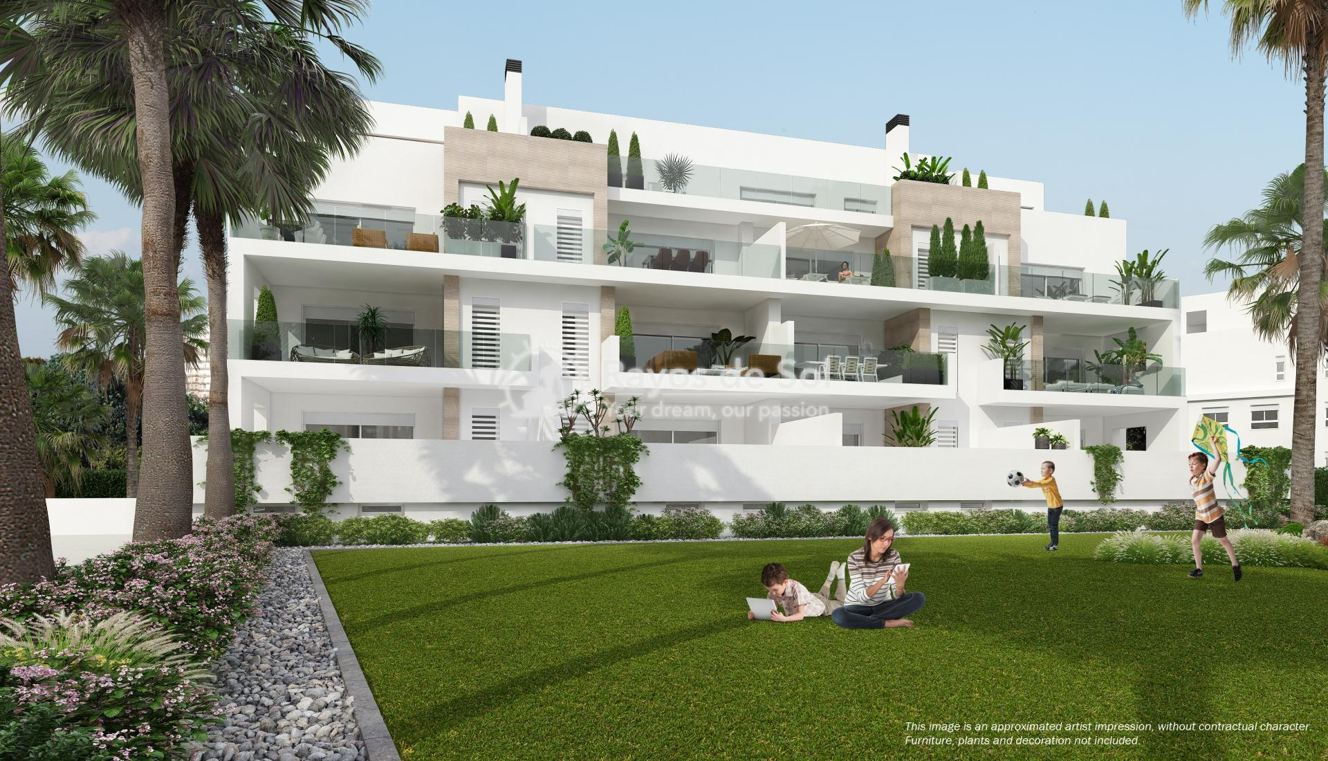 Modern apartments  in Villamartin, Orihuela Costa, Costa Blanca (VITRMA2-2) - 2