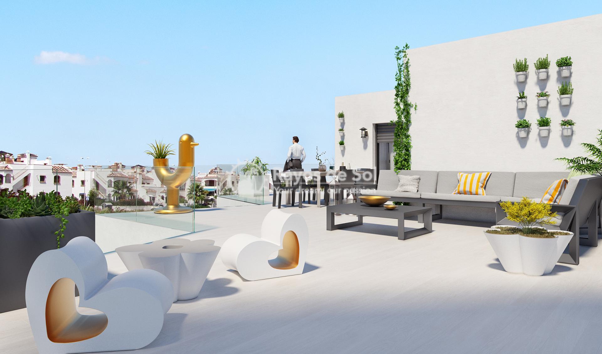 Penthouse  in Villamartin, Costa Blanca (VIPASO3-2P) - 12