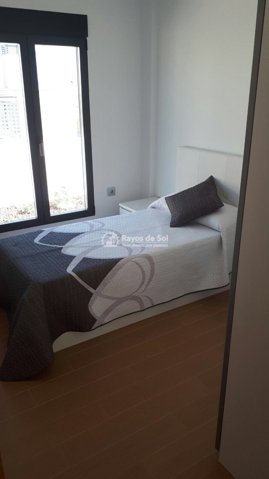 Semidetached single storey villa  in Polop, Costa Blanca (POWOBV) - 11