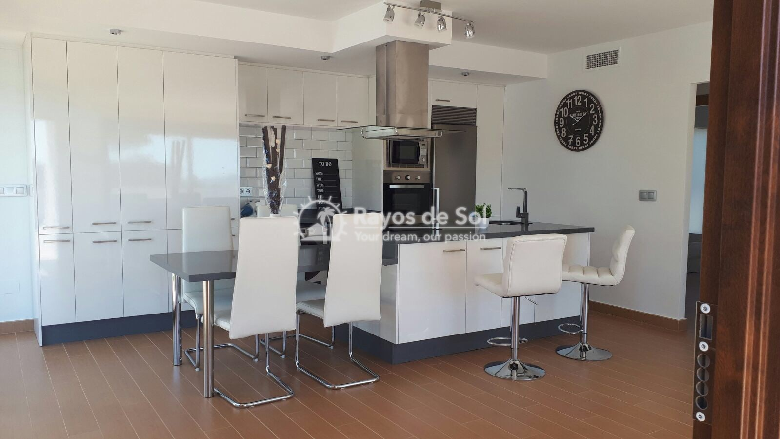 Semidetached single storey villa  in Polop, Costa Blanca (POWOBV) - 7