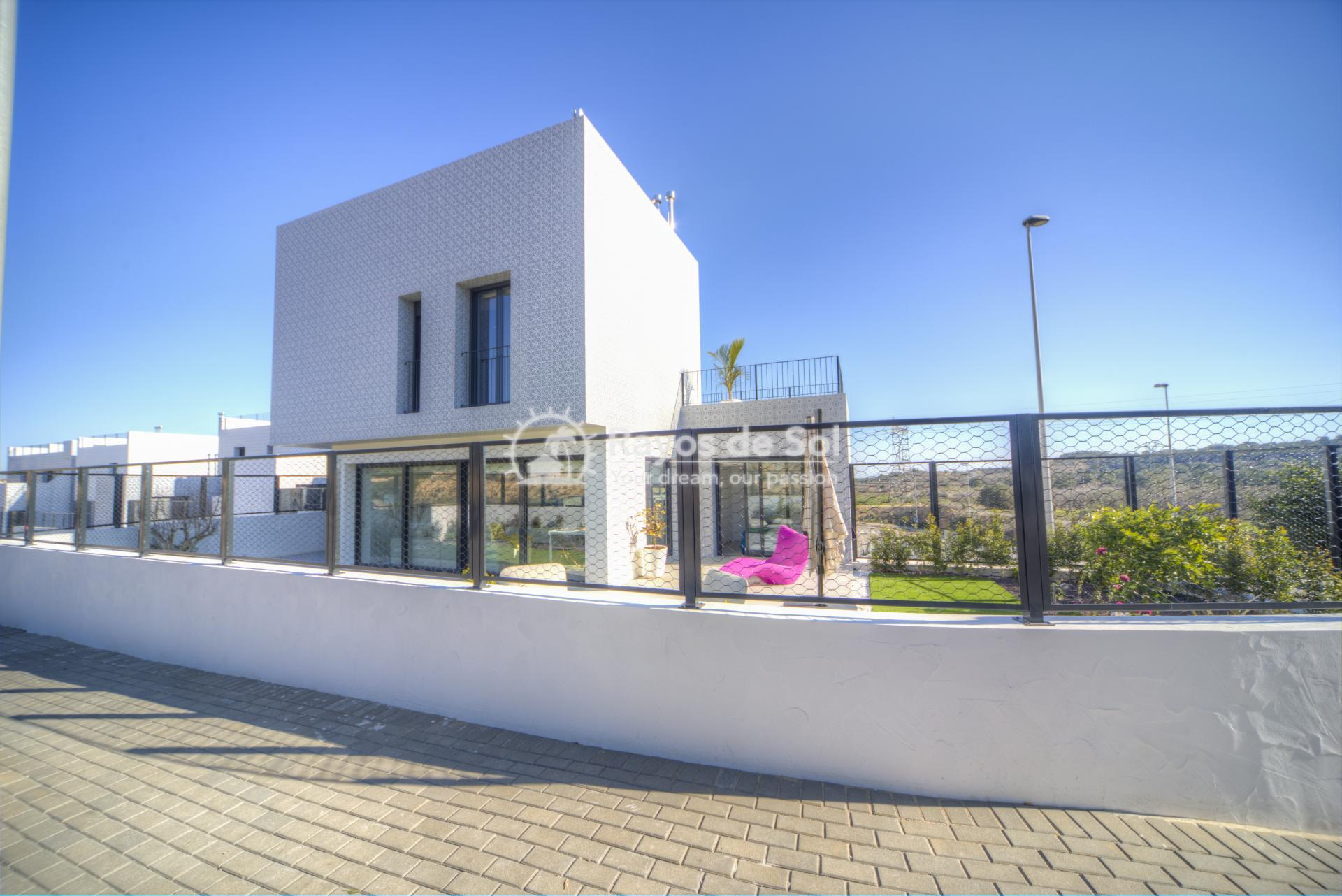 Detached villa  in Las Colinas, Orihuela Costa, Costa Blanca (Tomillo 3-2) - 2