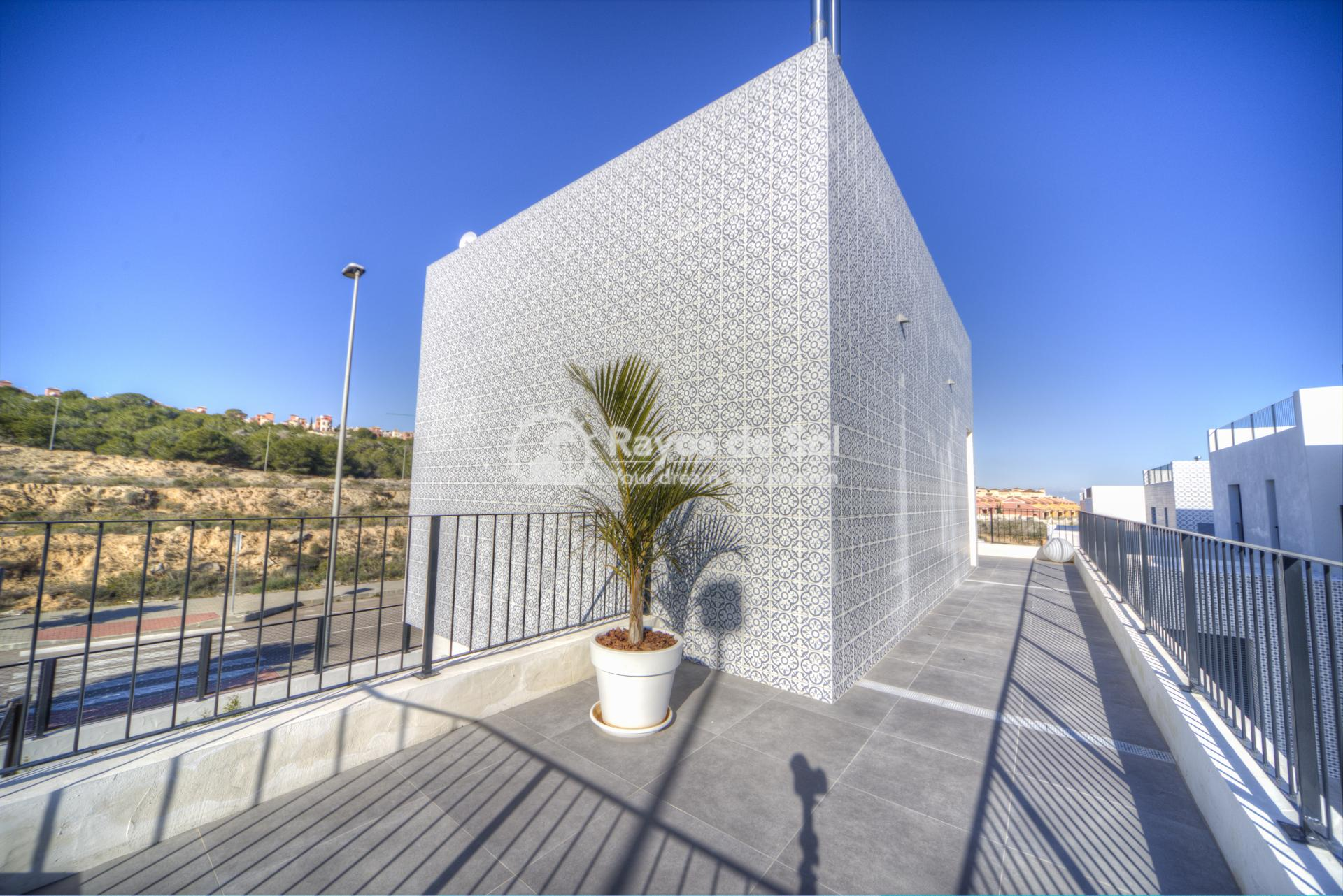 Detached villa  in Las Colinas, Orihuela Costa, Costa Blanca (Tomillo 3-2) - 24
