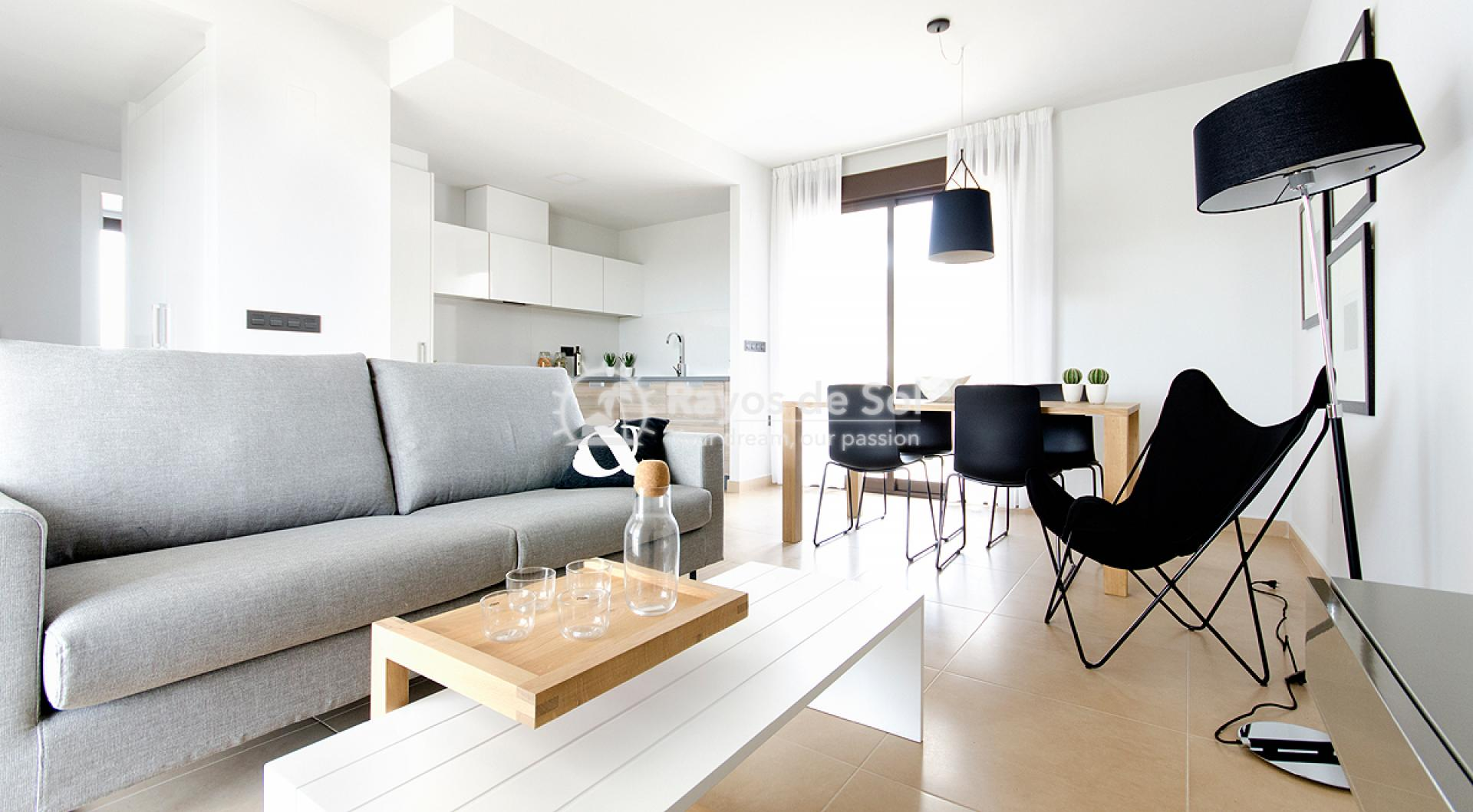 Penthouse in La Finca, Algorfa, Costa Blanca (LFPALLA2-2) - 10