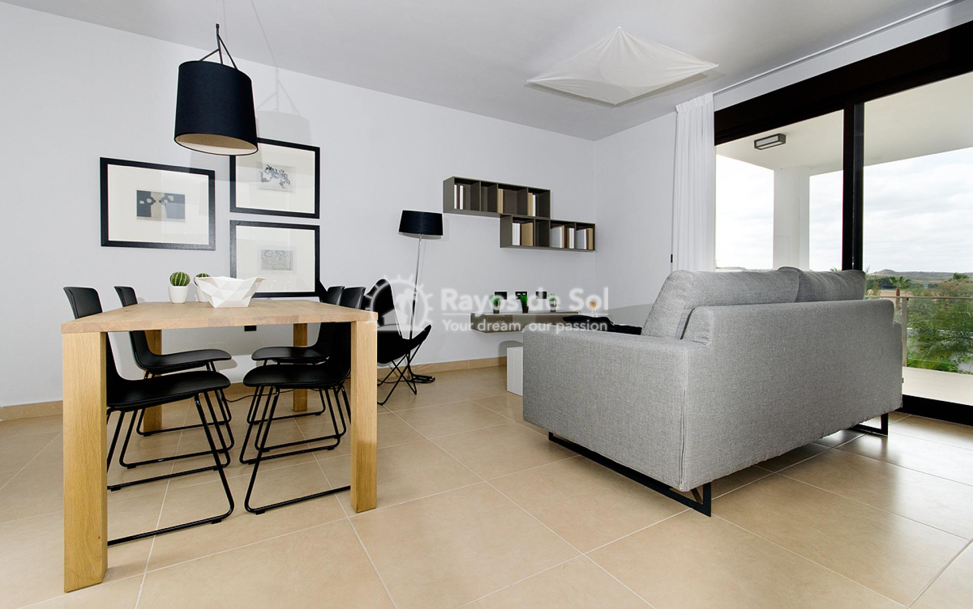 Penthouse in La Finca, Algorfa, Costa Blanca (LFPALLA2-2) - 7