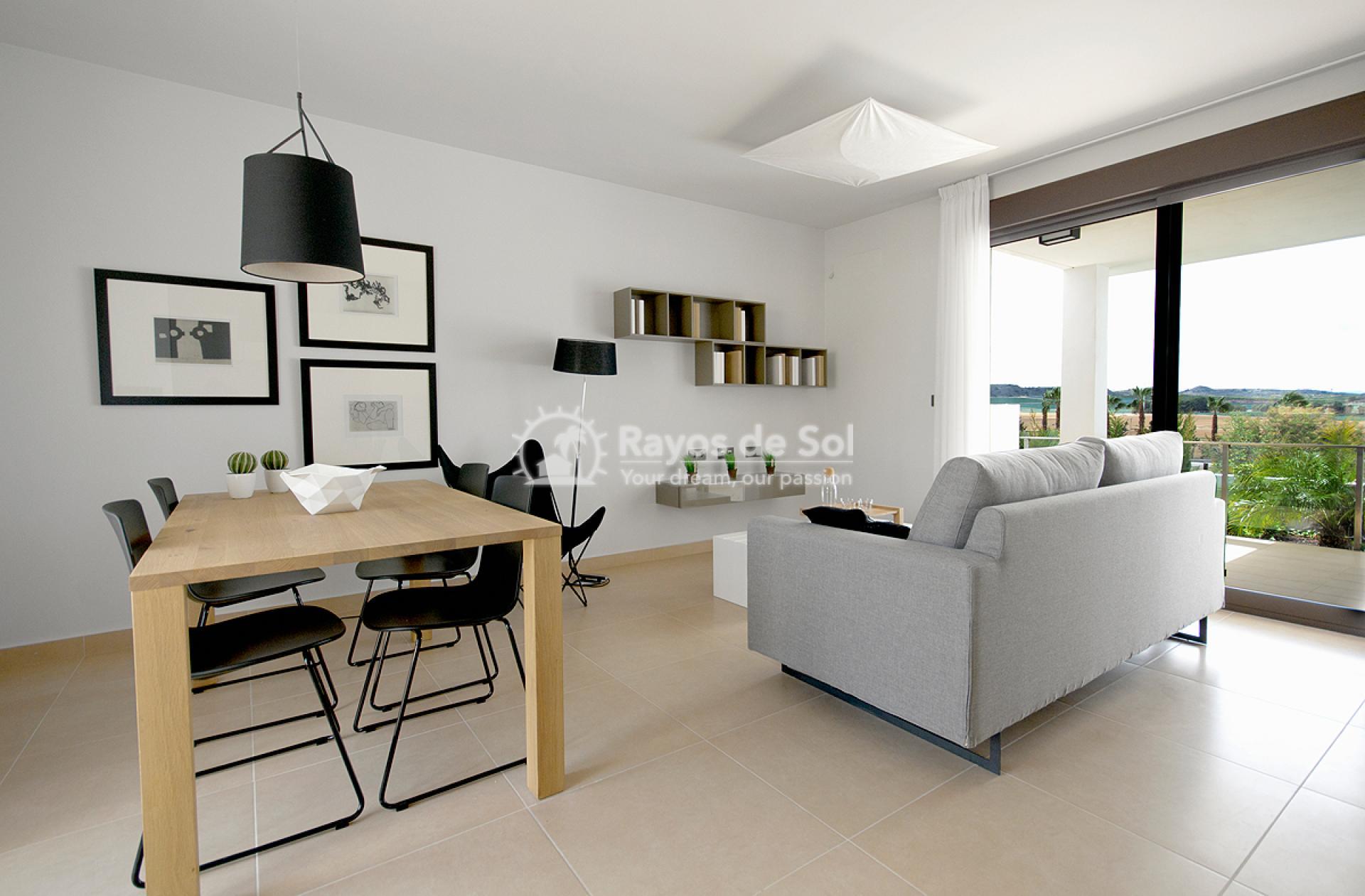 Penthouse in La Finca, Algorfa, Costa Blanca (LFPALLA2-2) - 8