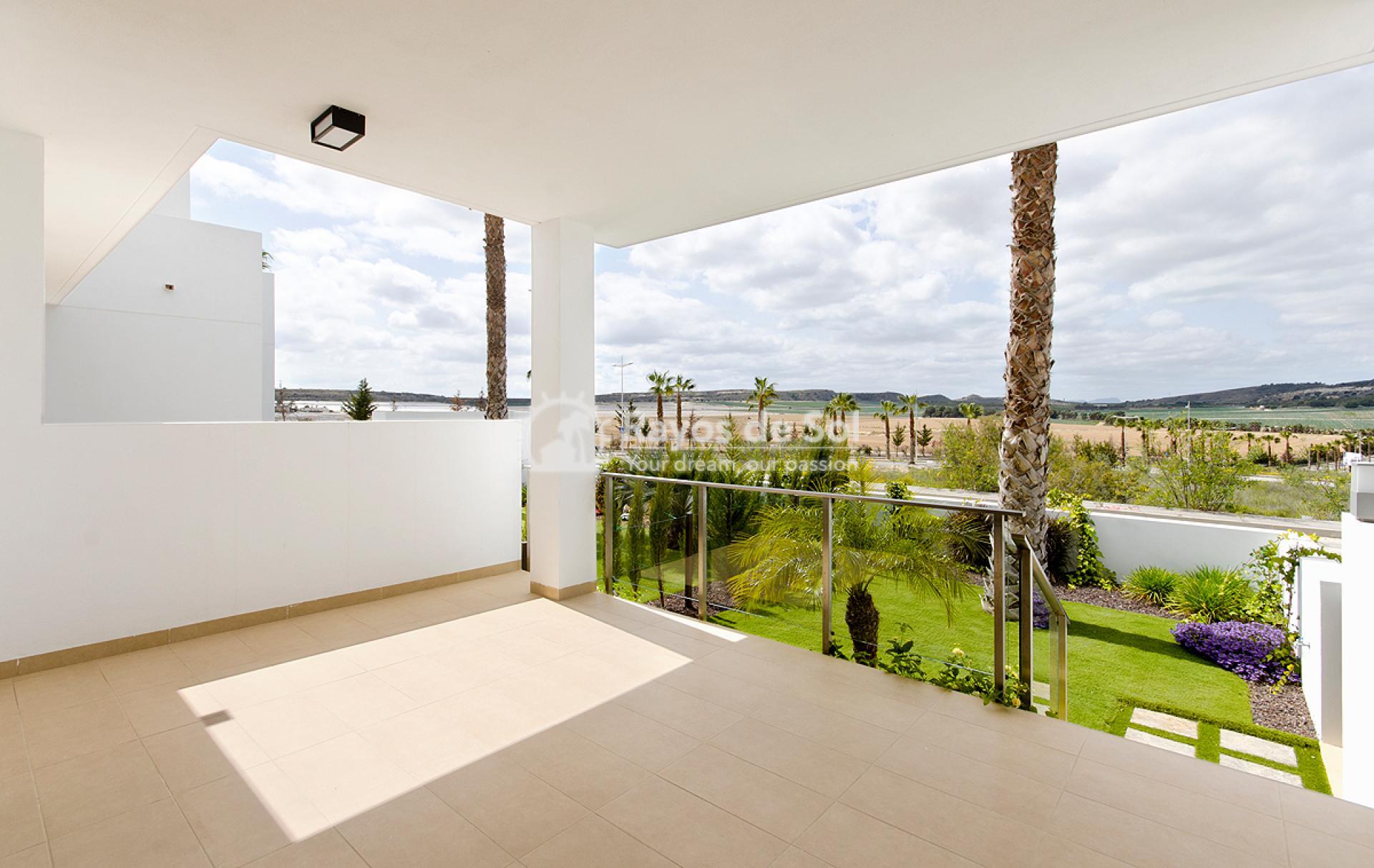 Penthouse in La Finca, Algorfa, Costa Blanca (LFPALLA2-2) - 3