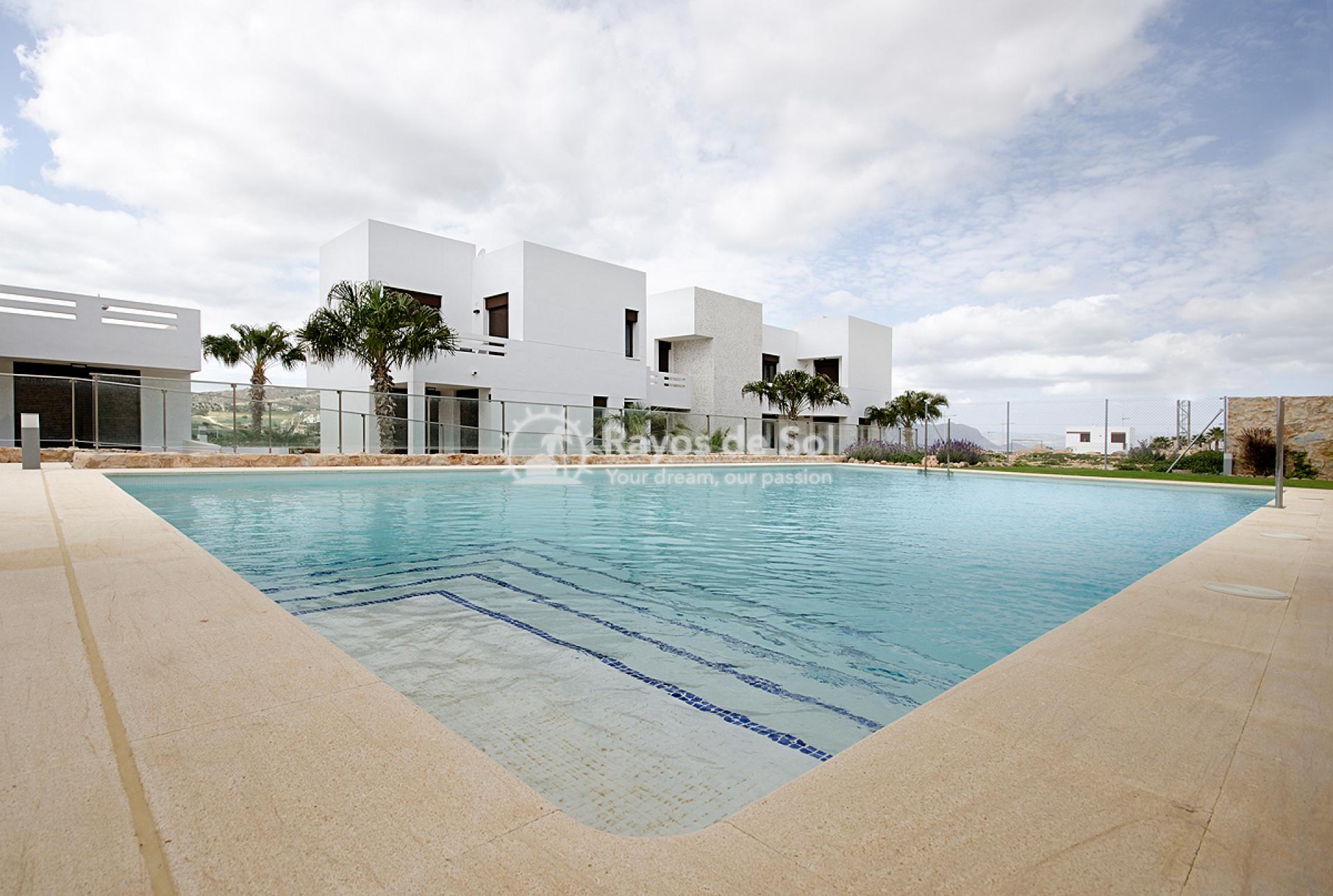 Penthouse in La Finca, Algorfa, Costa Blanca (LFPALLA2-2) - 6
