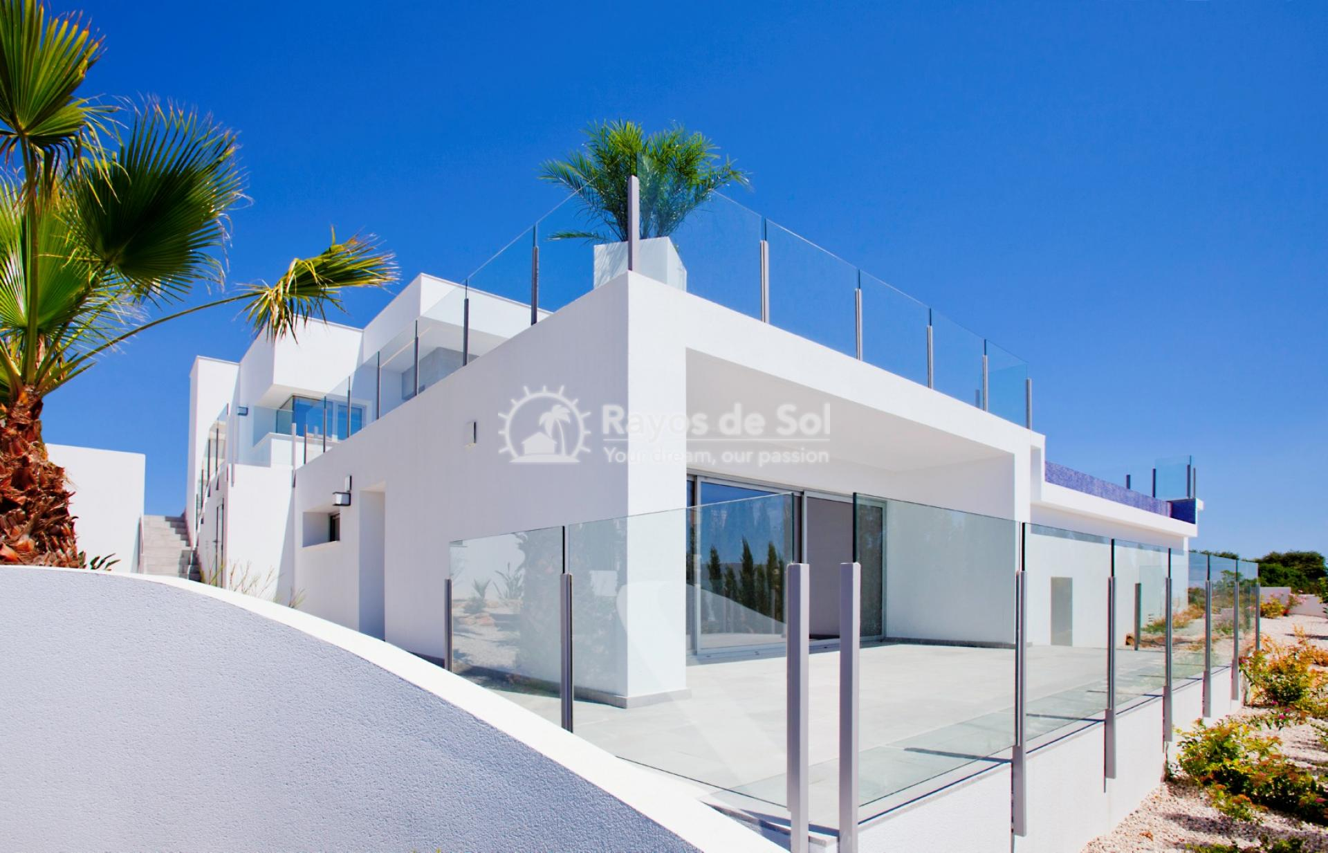 Villa with fantastic views in Cumbre del Sol, Benitachell, Costa Blanca (BEVALIDSIXL) - 4