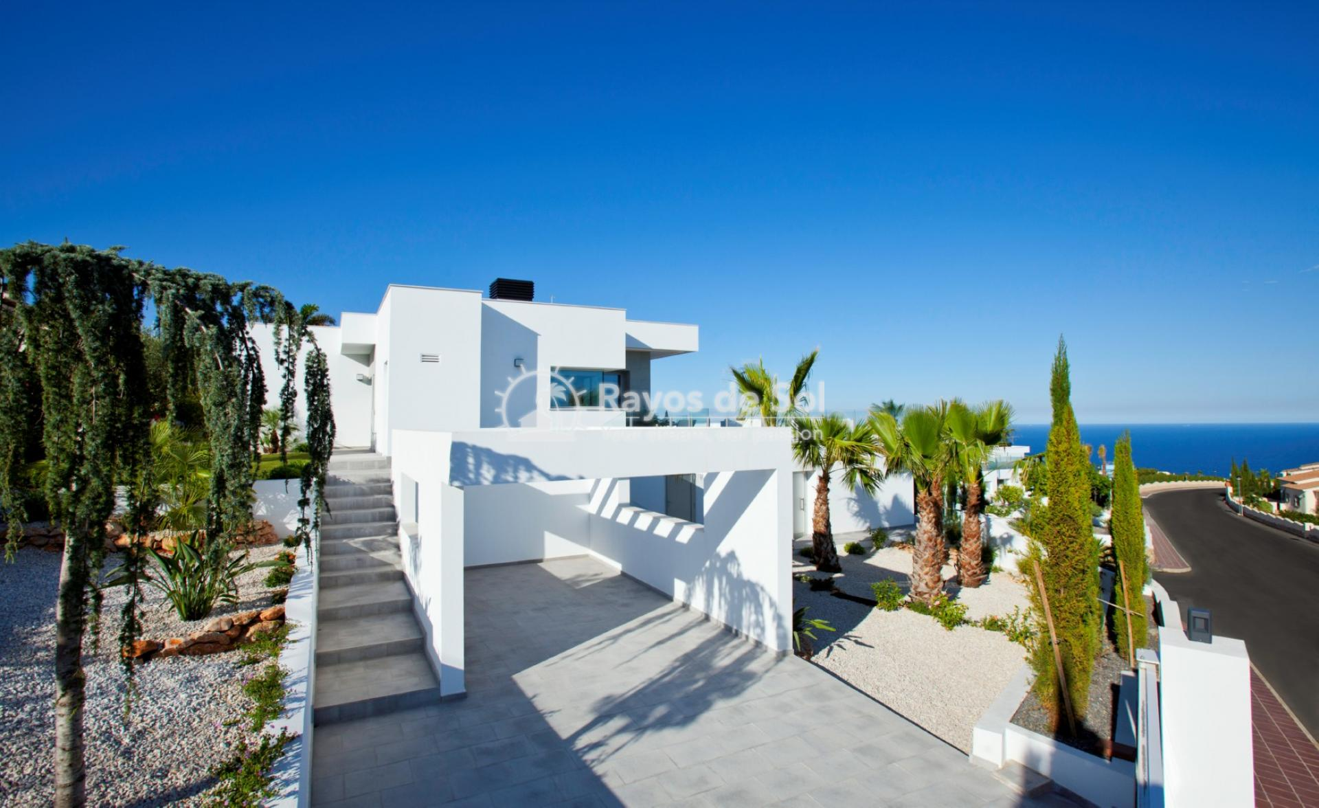 Villa with fantastic views in Cumbre del Sol, Benitachell, Costa Blanca (BEVALIDSIXL) - 2