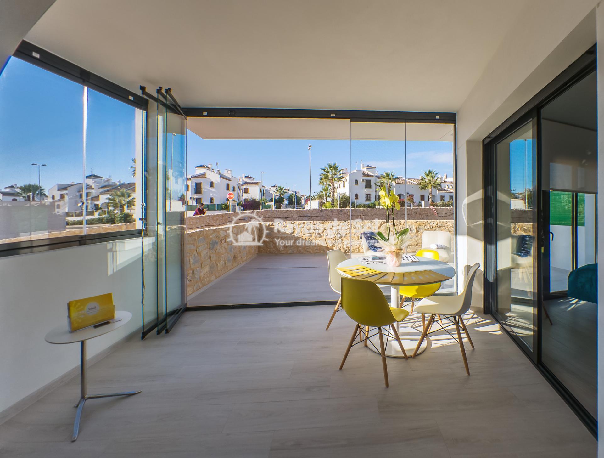 Ground floor apartment  in Villamartin, Costa Blanca (VIPASO3-2B) - 17