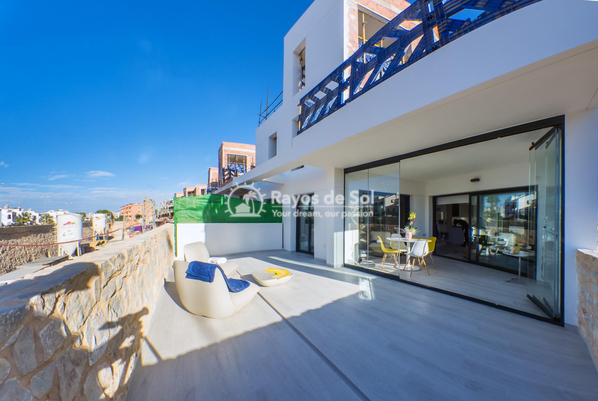 Ground floor apartment  in Villamartin, Costa Blanca (VIPASO3-2B) - 18