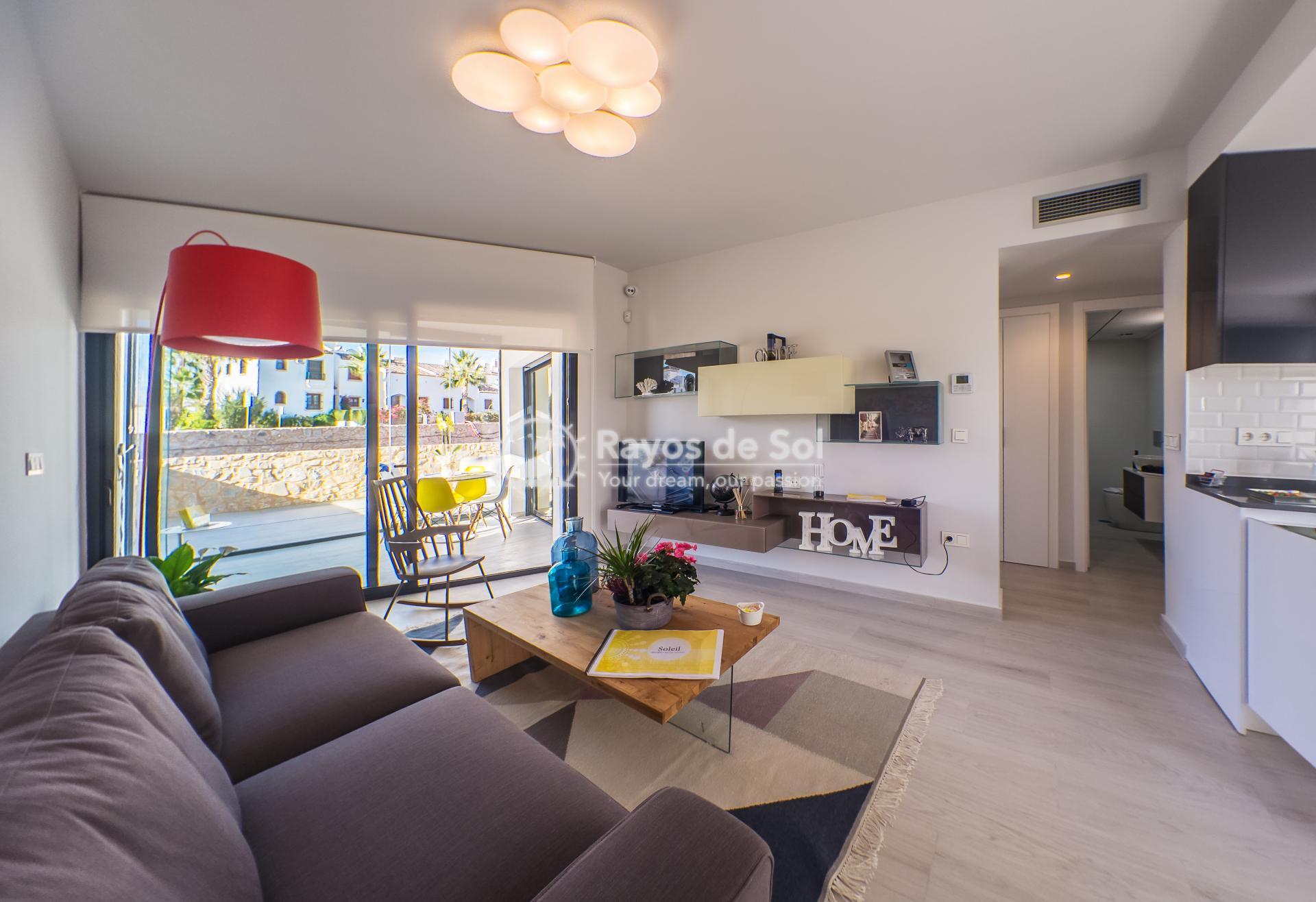 Ground floor apartment  in Villamartin, Costa Blanca (VIPASO3-2B) - 2