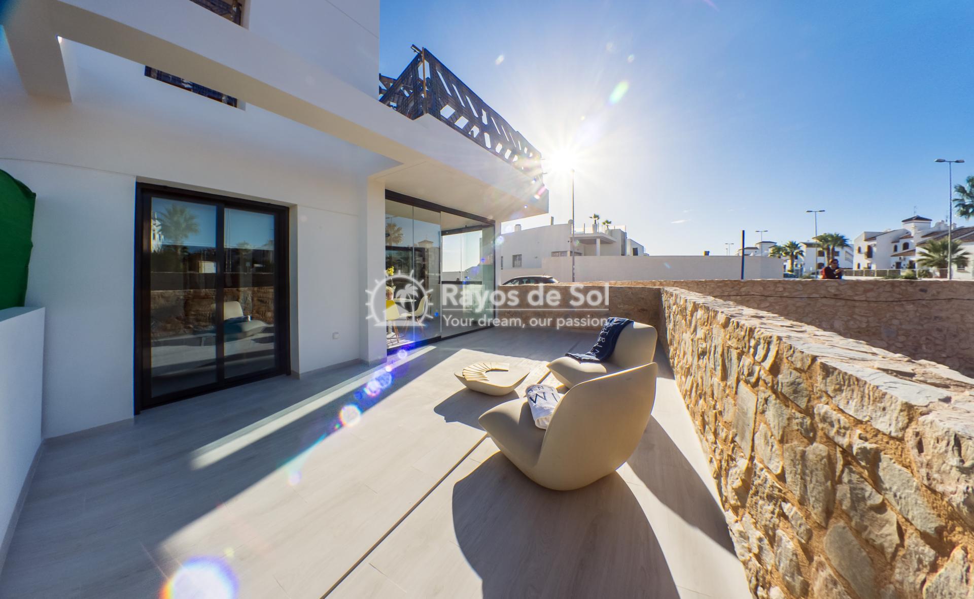 Ground floor apartment  in Villamartin, Costa Blanca (VIPASO3-2B) - 1