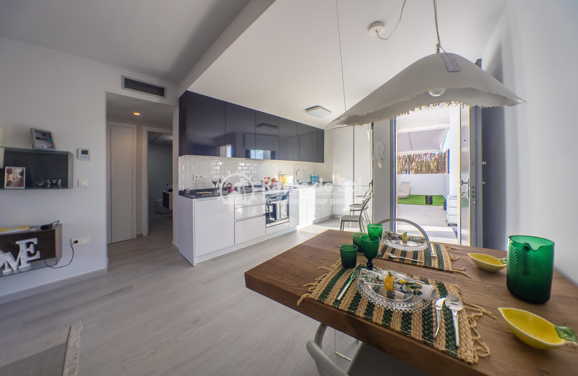 Ground floor apartment  in Villamartin, Costa Blanca (VIPASO3-2B) - 7