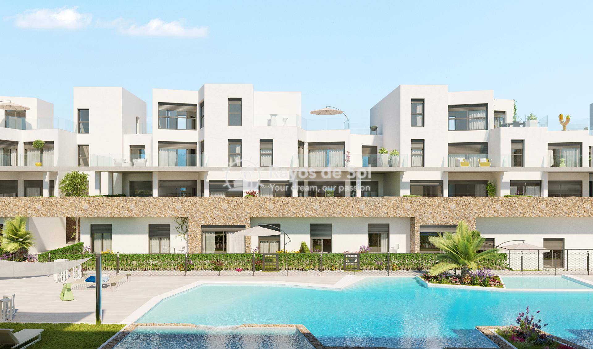 Ground floor apartment  in Villamartin, Costa Blanca (VIPASO3-2B) - 22