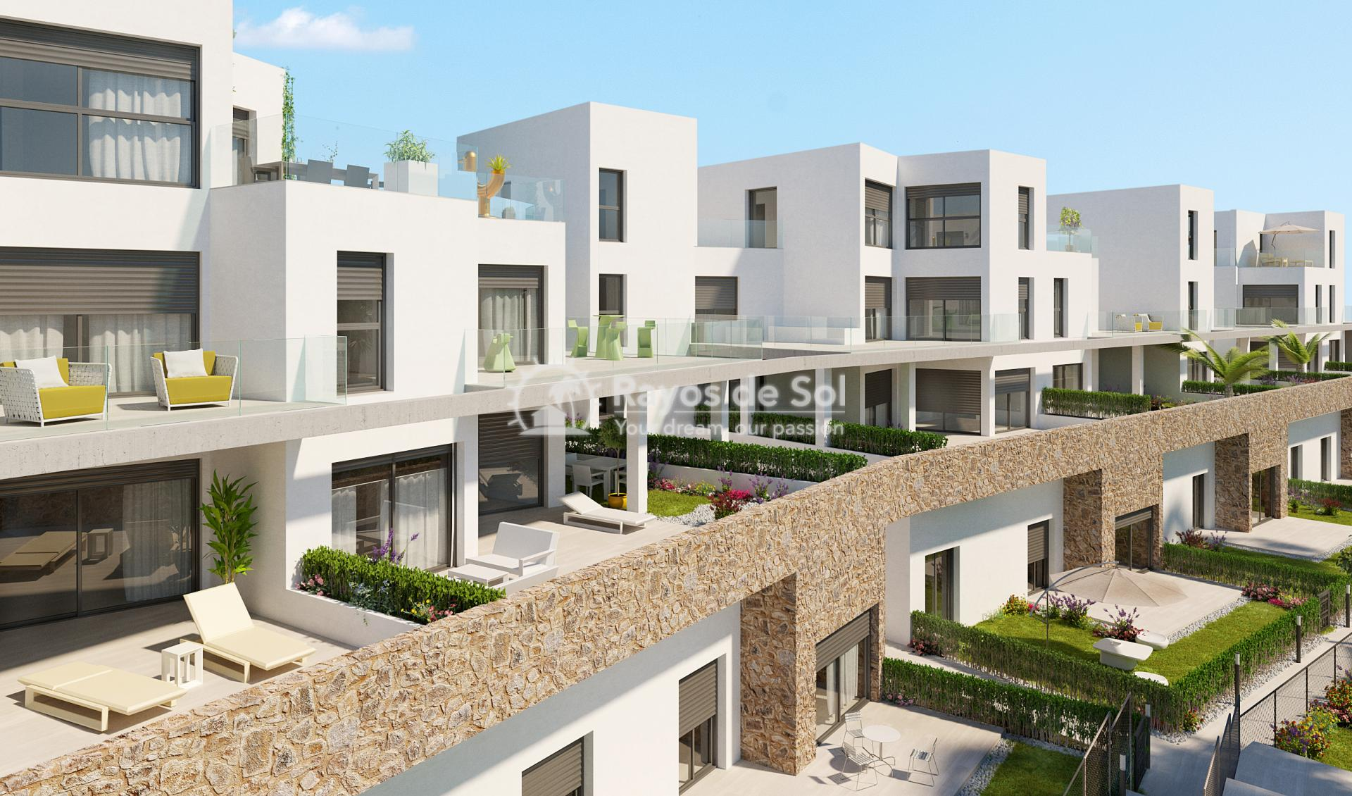 Ground floor apartment  in Villamartin, Costa Blanca (VIPASO3-2B) - 21