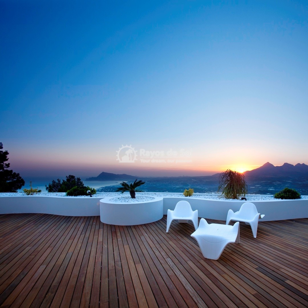 Very exclusive apartment  in Altea Hills, Altea, Costa Blanca (AHVAOS) - 27