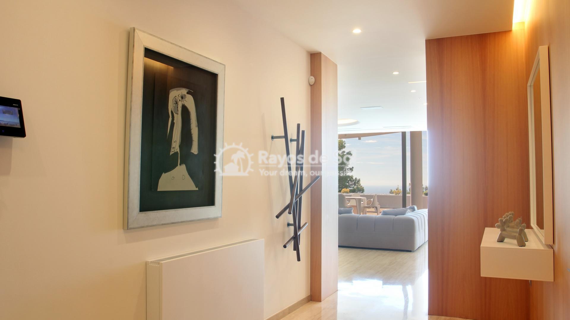 Very exclusive apartment  in Altea Hills, Altea, Costa Blanca (AHVAOS) - 10