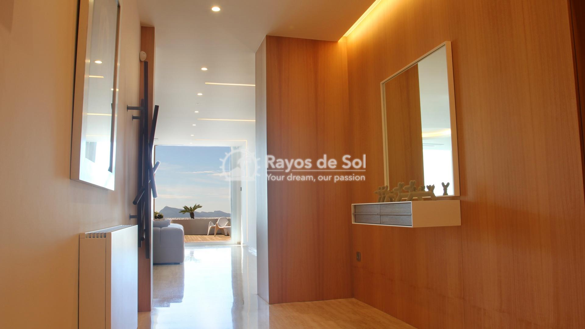 Very exclusive apartment  in Altea Hills, Altea, Costa Blanca (AHVAOS) - 9