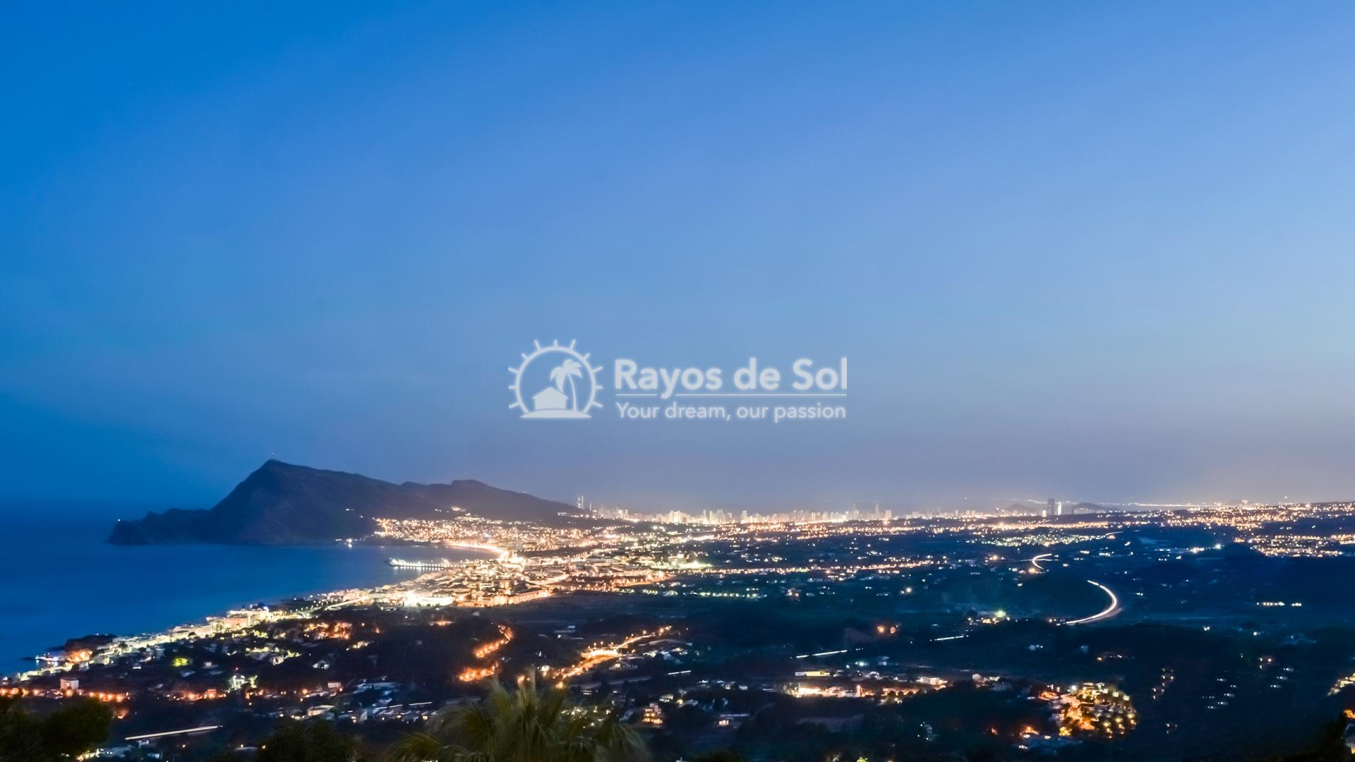 Very exclusive apartment  in Altea Hills, Altea, Costa Blanca (AHVAOS) - 34