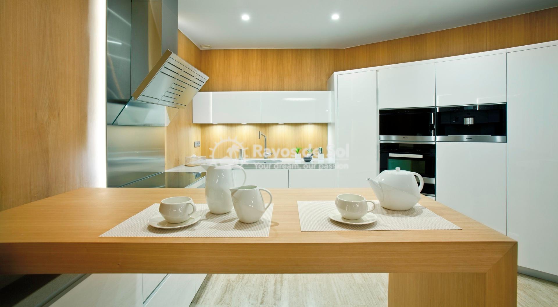 Very exclusive apartment  in Altea Hills, Altea, Costa Blanca (AHVAOS) - 4
