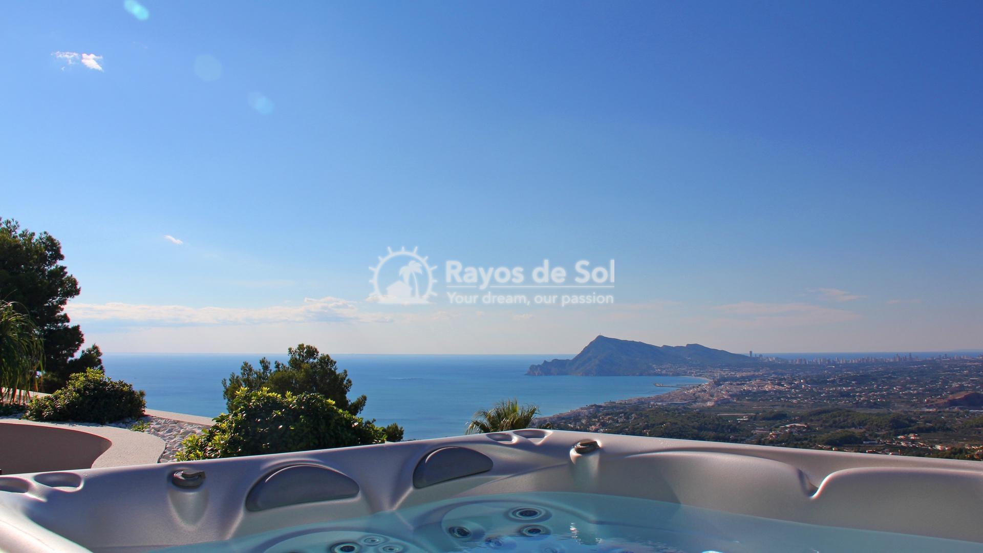 Very exclusive apartment  in Altea Hills, Altea, Costa Blanca (AHVAOS) - 29