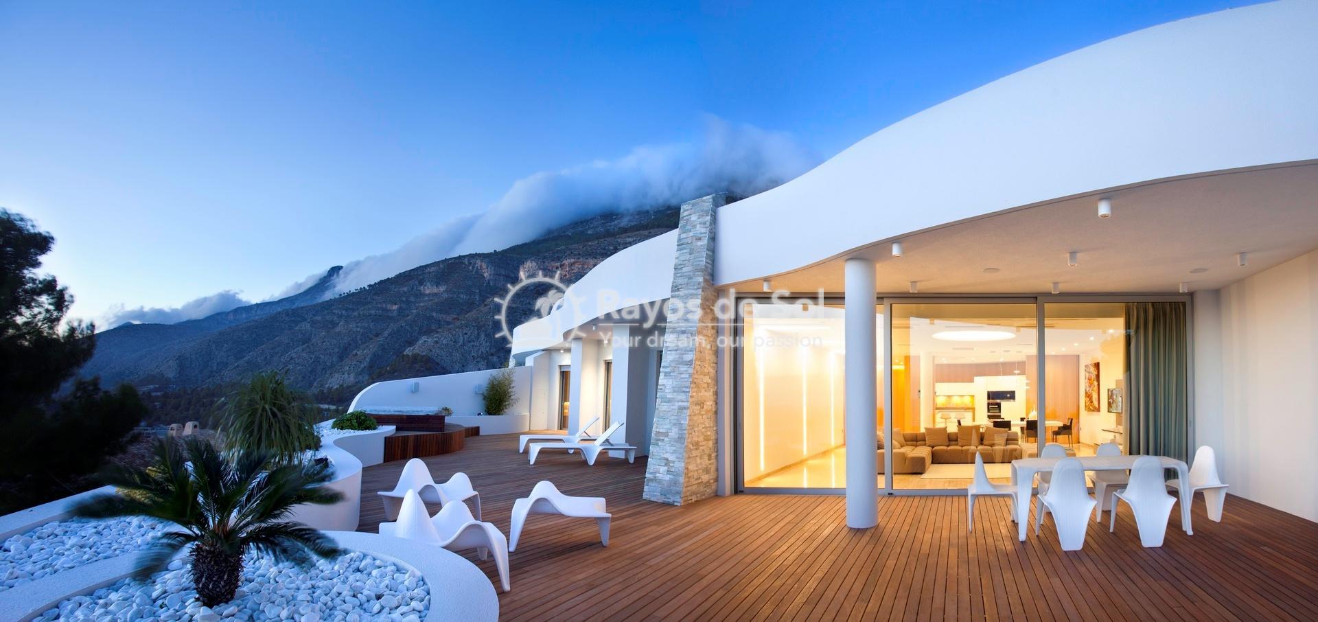 Very exclusive apartment  in Altea Hills, Altea, Costa Blanca (AHVAOS) - 1
