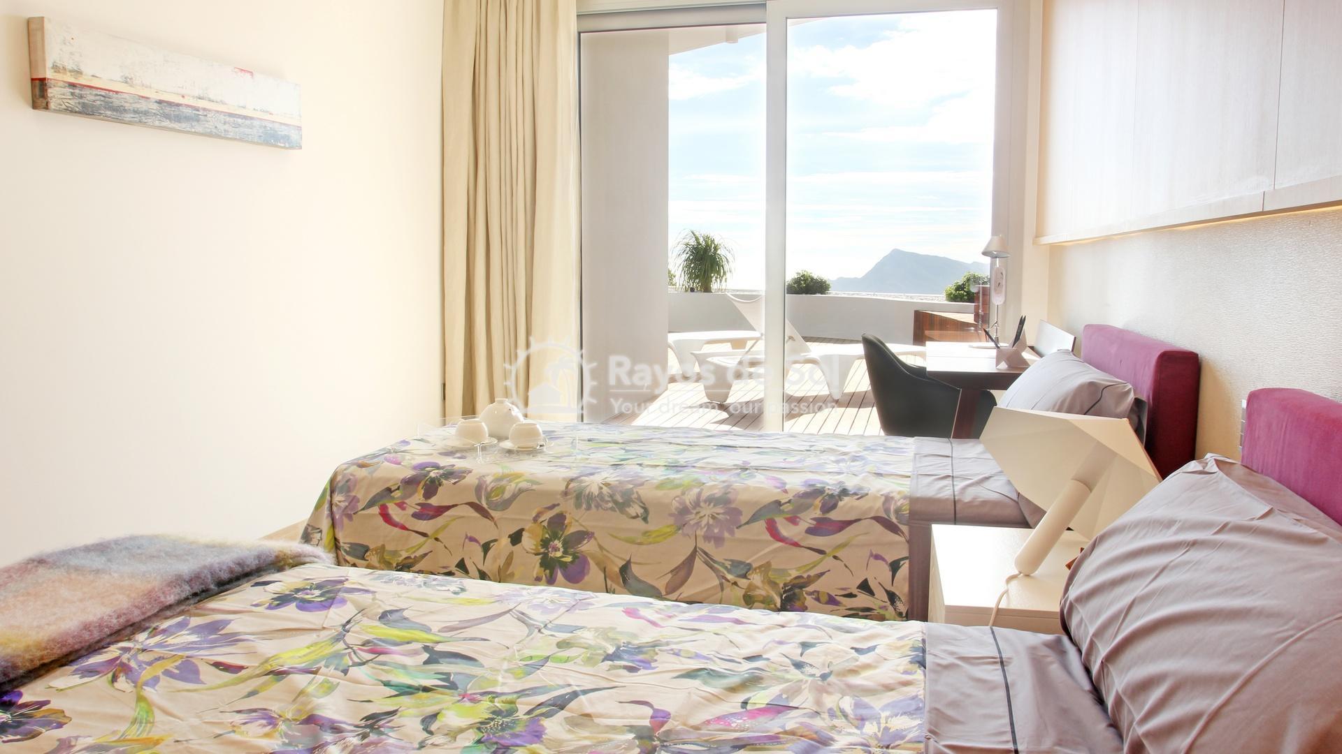 Very exclusive apartment  in Altea Hills, Altea, Costa Blanca (AHVAOS) - 23