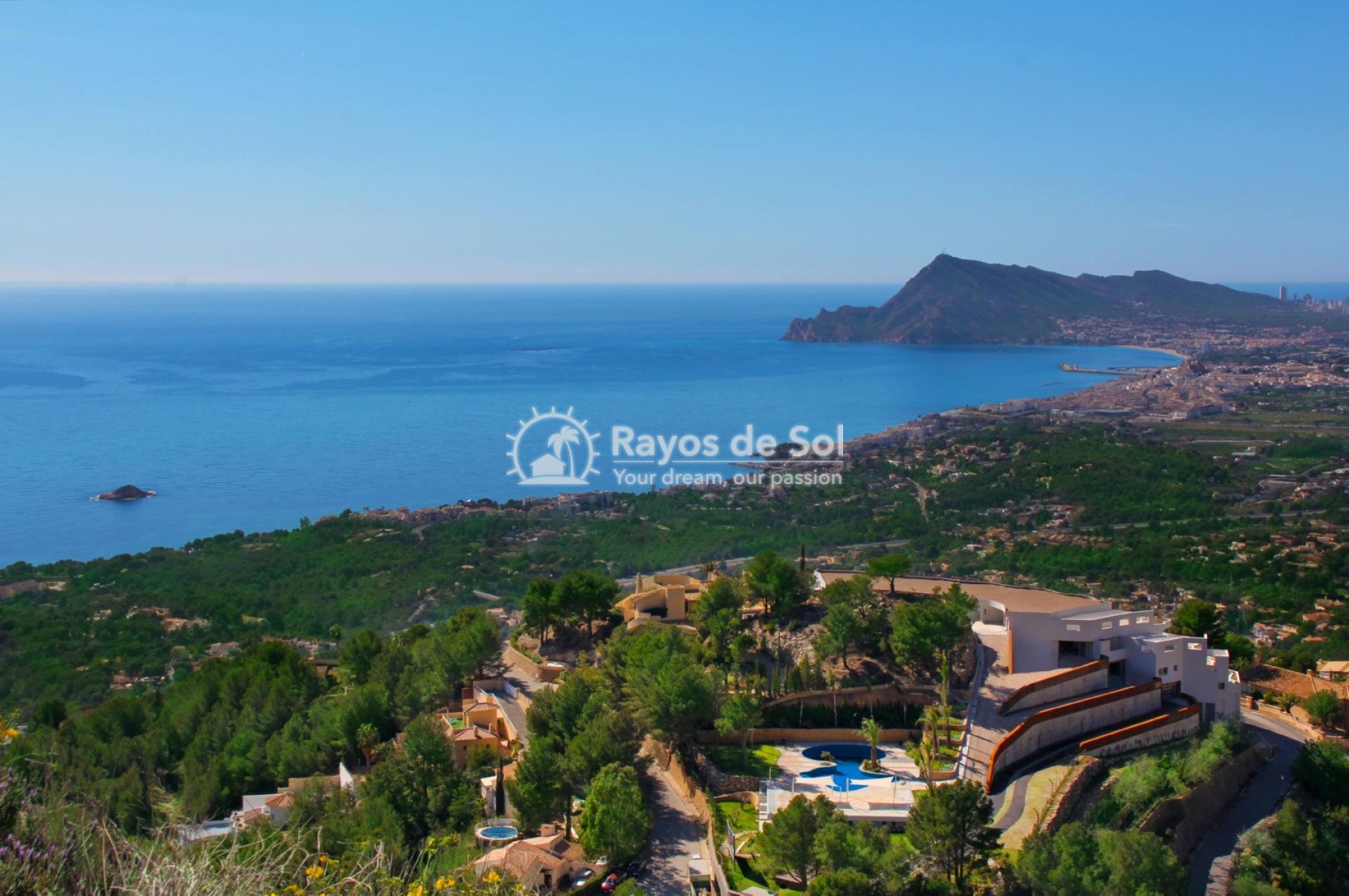 Very exclusive apartment  in Altea Hills, Altea, Costa Blanca (AHVAOS) - 33