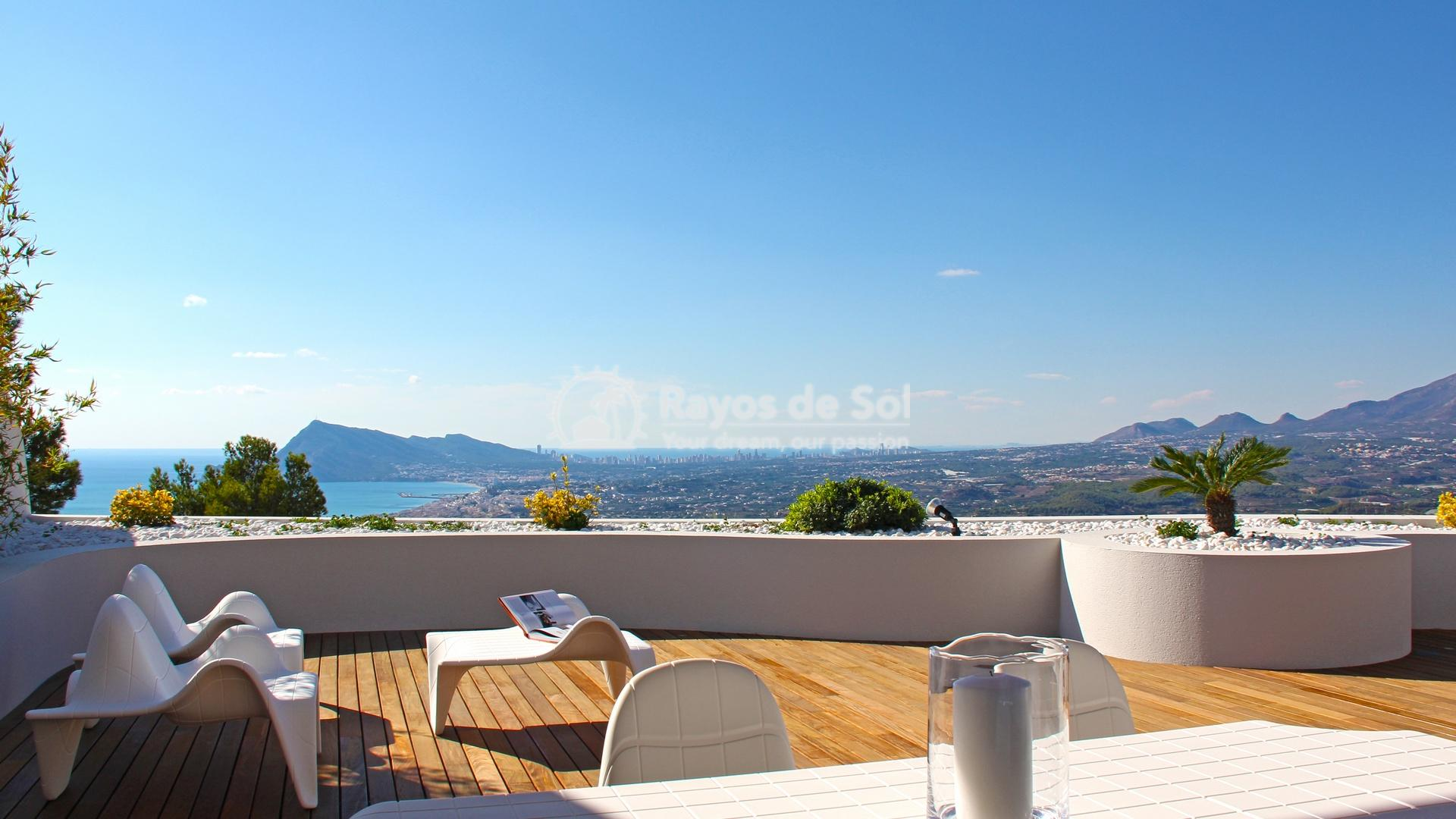 Very exclusive apartment  in Altea Hills, Altea, Costa Blanca (AHVAOS) - 31