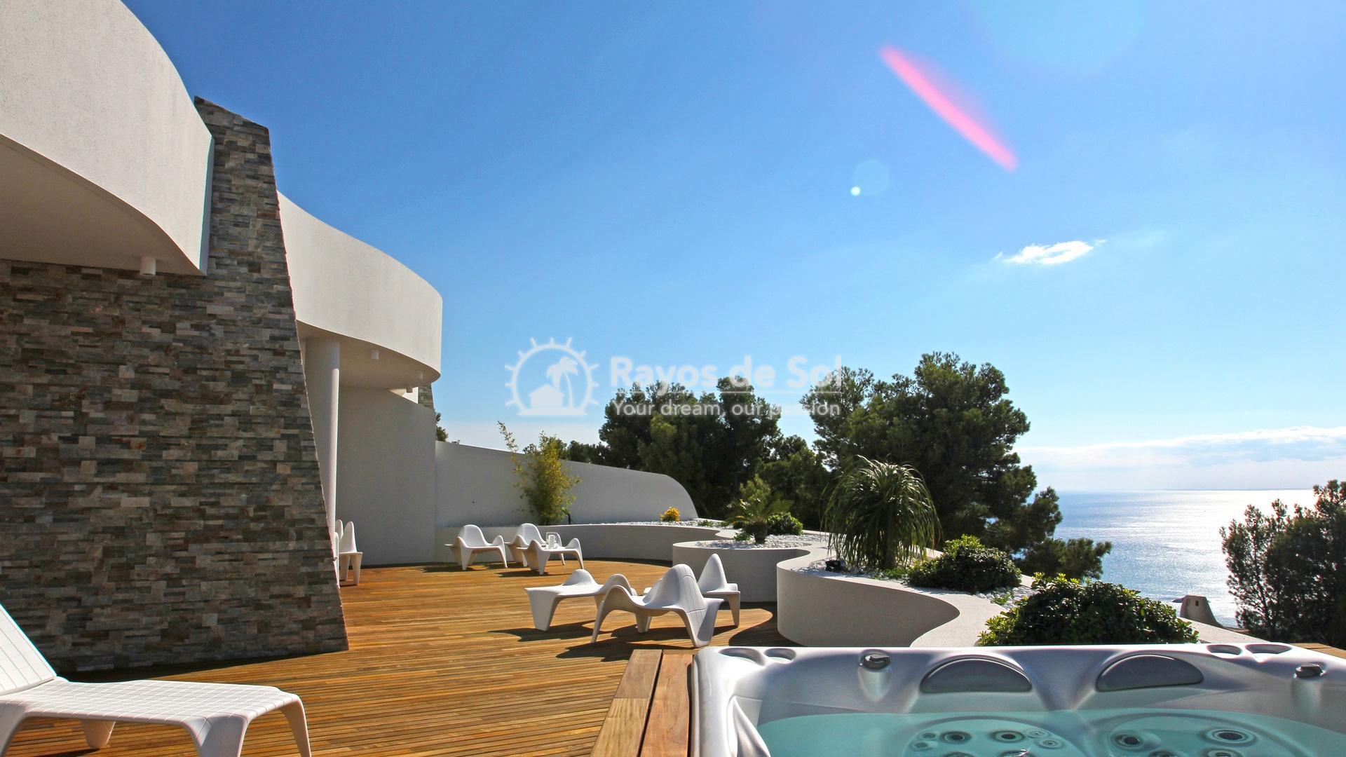 Very exclusive apartment  in Altea Hills, Altea, Costa Blanca (AHVAOS) - 30