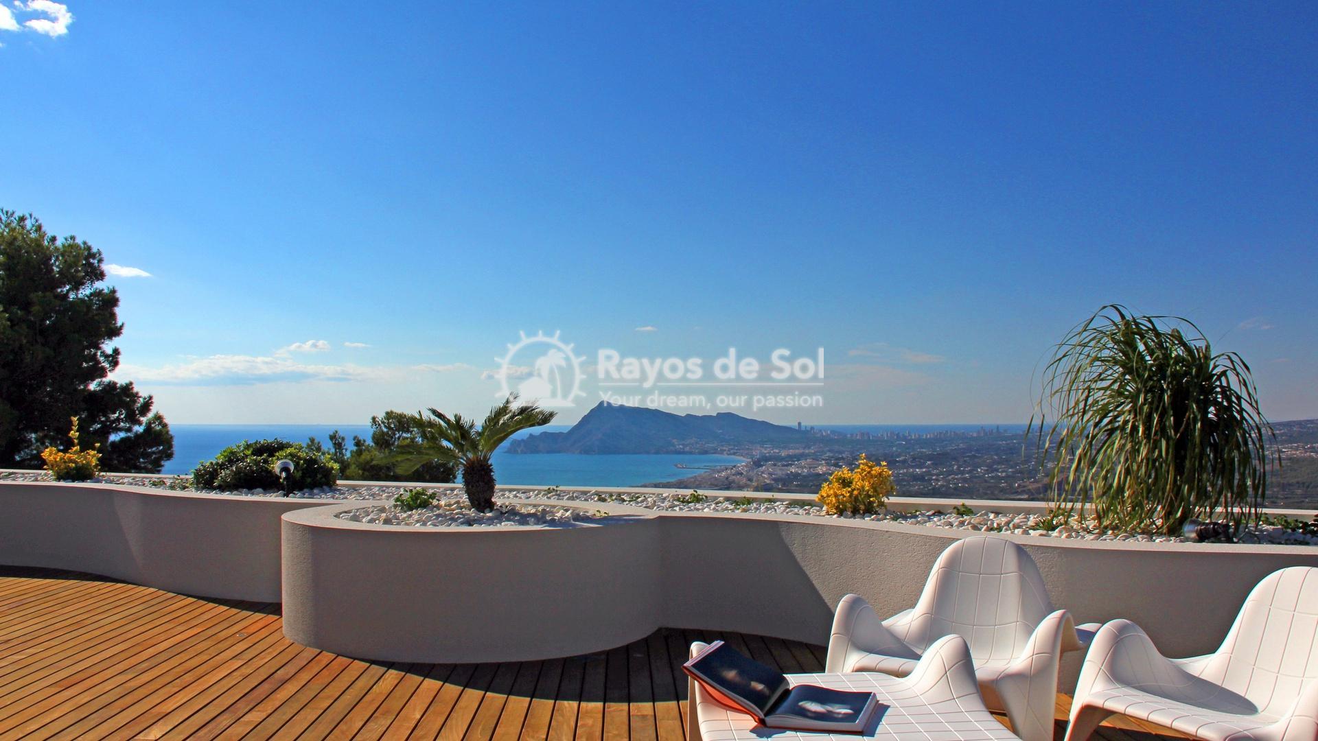 Very exclusive apartment  in Altea Hills, Altea, Costa Blanca (AHVAOS) - 28