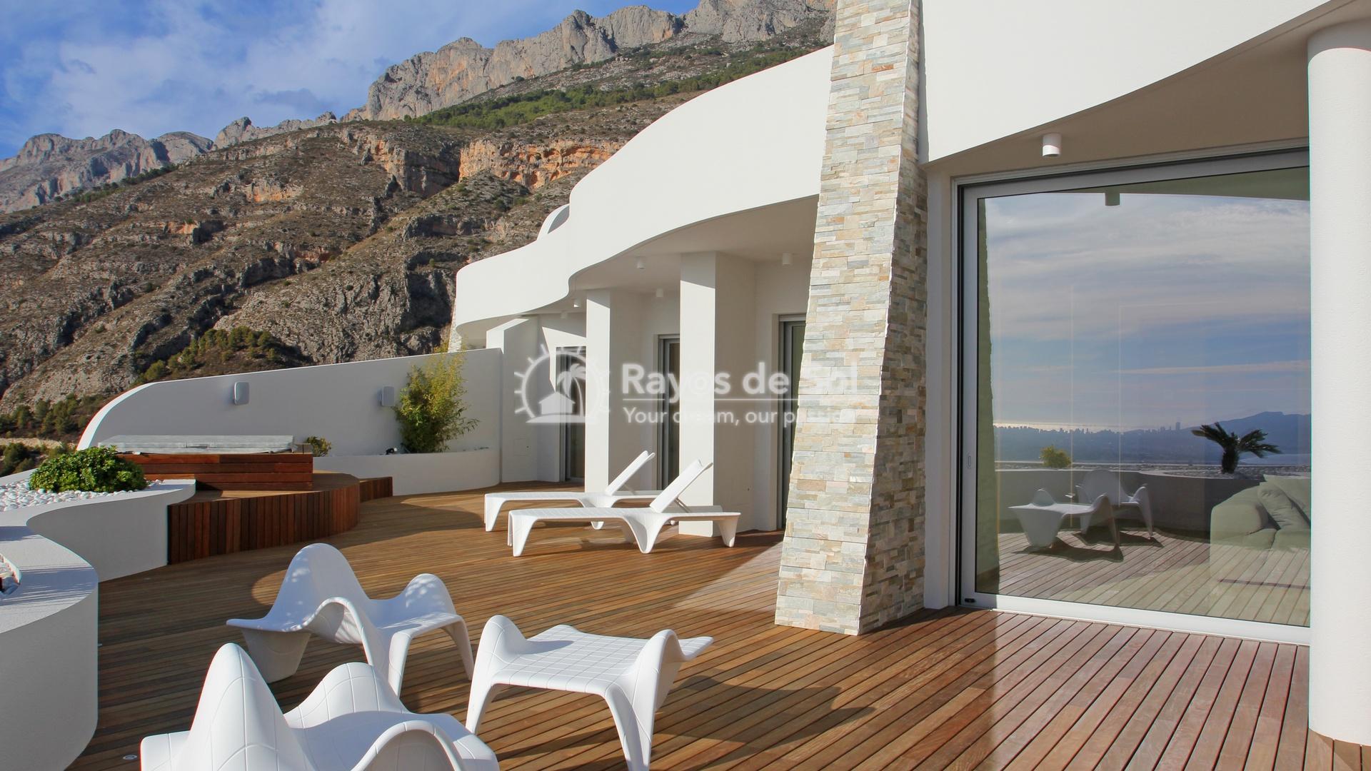 Very exclusive apartment  in Altea Hills, Altea, Costa Blanca (AHVAOS) - 32
