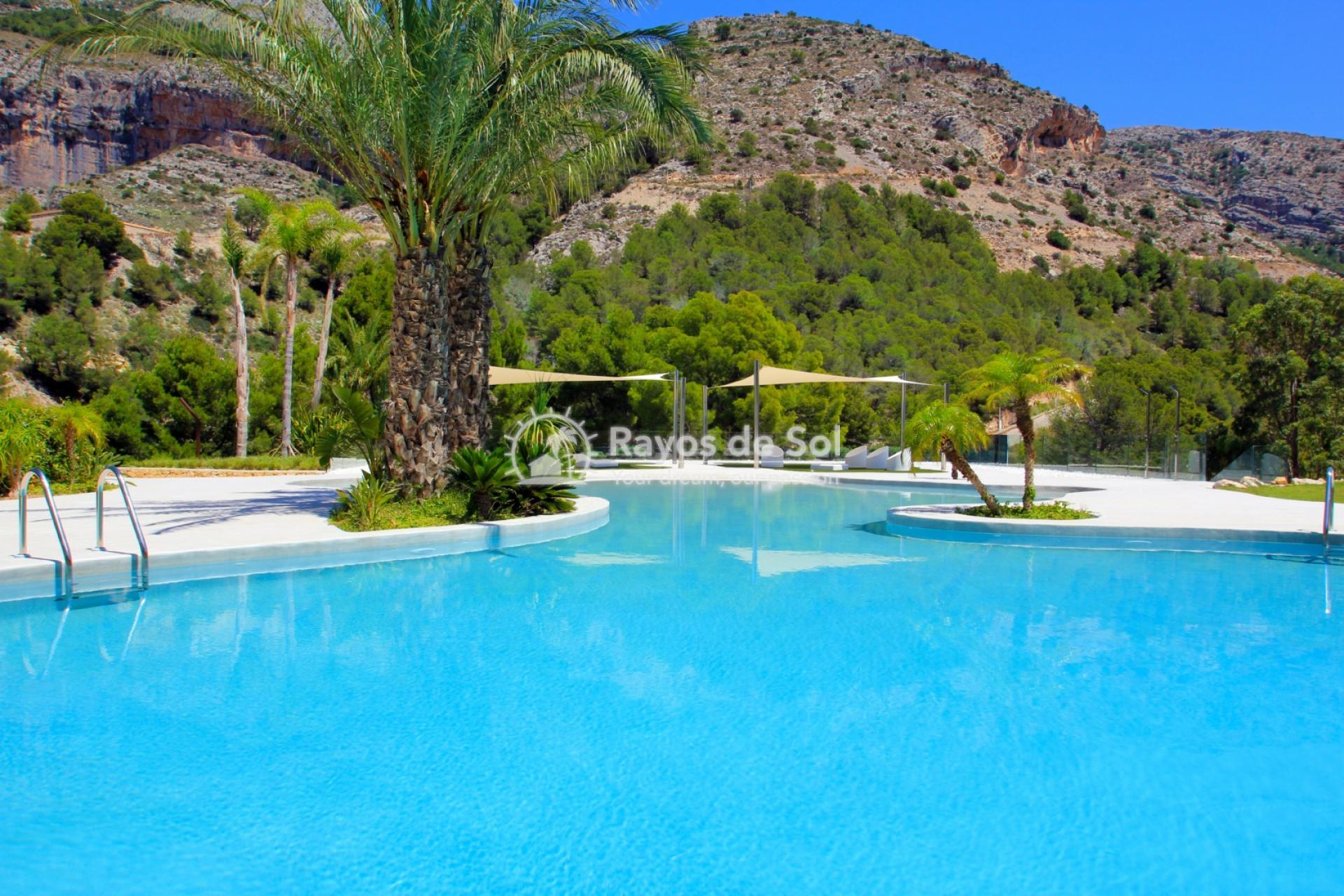 Very exclusive apartment  in Altea Hills, Altea, Costa Blanca (AHVAOS) - 39