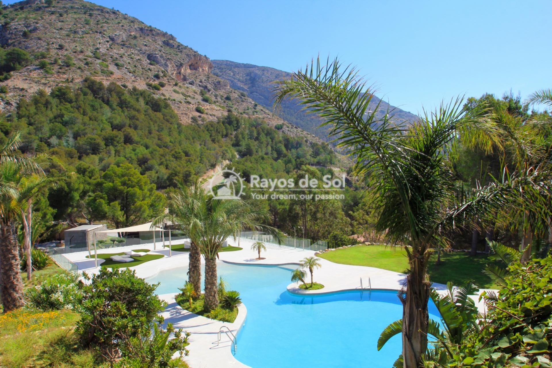 Very exclusive apartment  in Altea Hills, Altea, Costa Blanca (AHVAOS) - 40