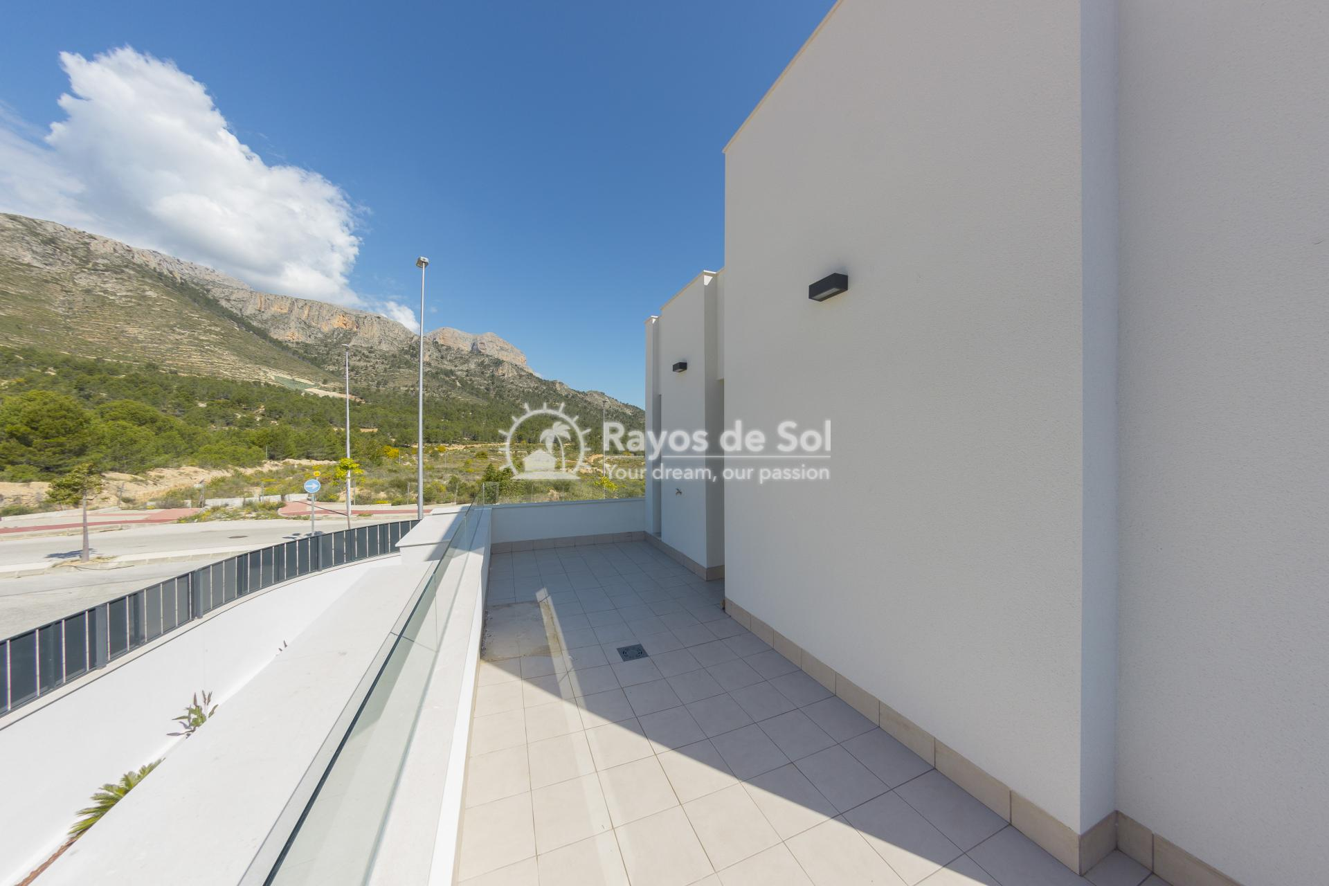 Detached villa  in Polop, Costa Blanca (POWOEN) - 20