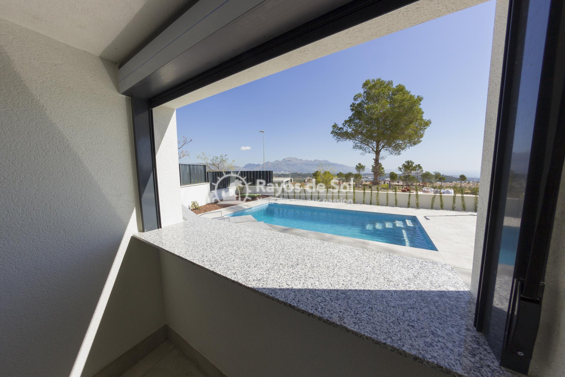 Detached villa  in Polop, Costa Blanca (POWOEN) - 6