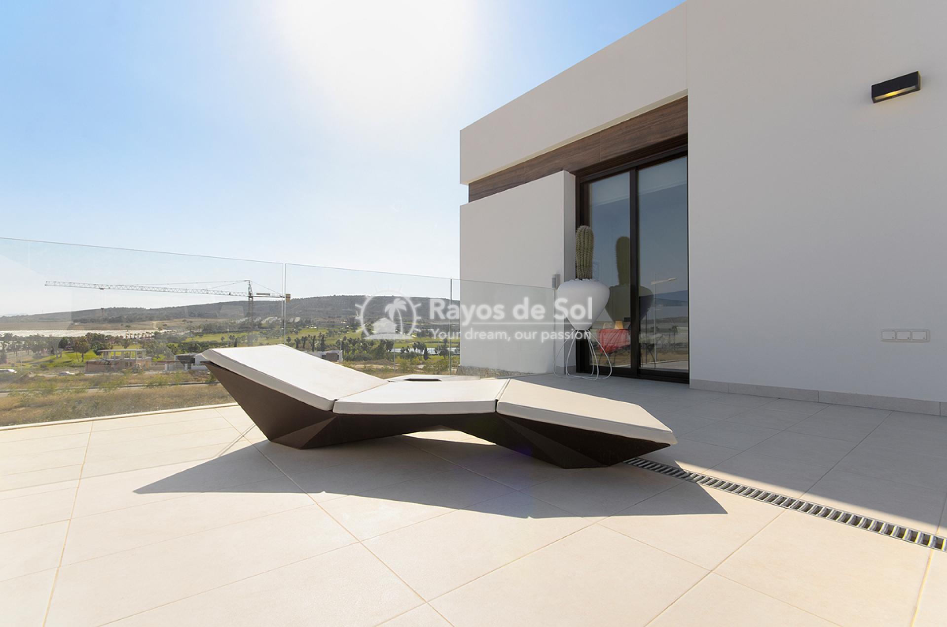 Villa in La Finca, Algorfa, Costa Blanca (LFPAGA3-2) - 28