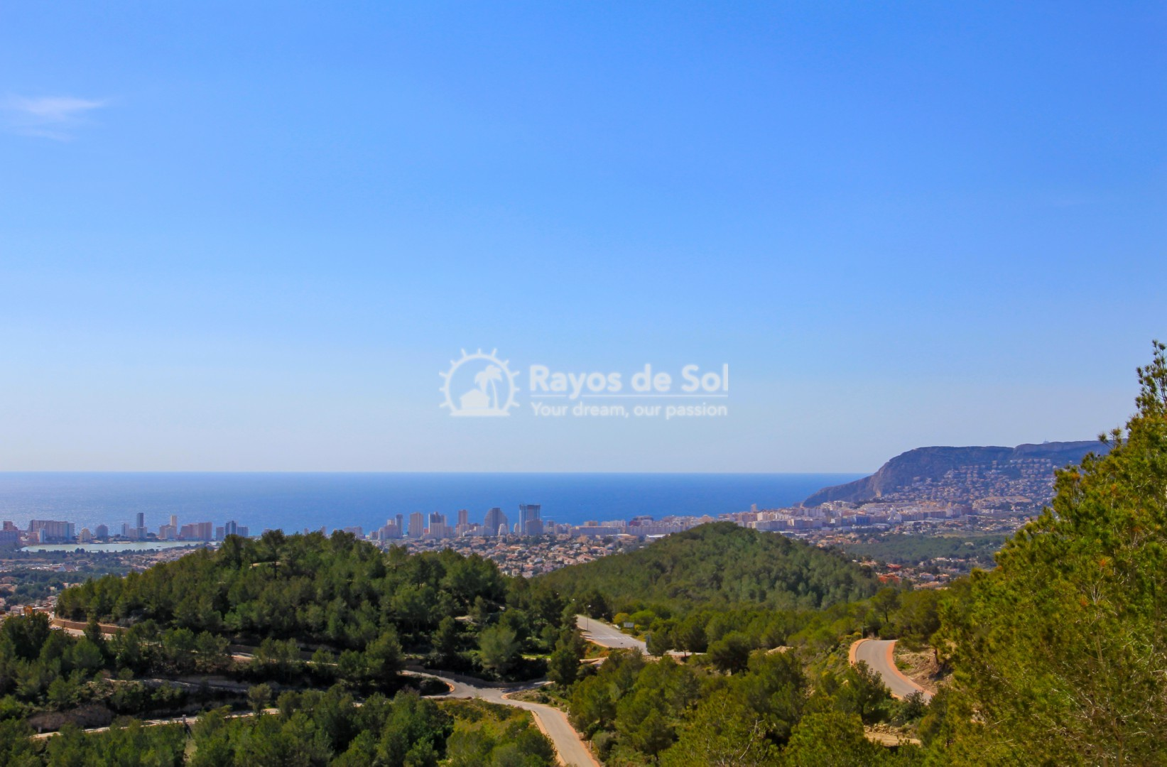 Villa with fantastic views  in Benissa, Costa Blanca (BEVABERA) - 9