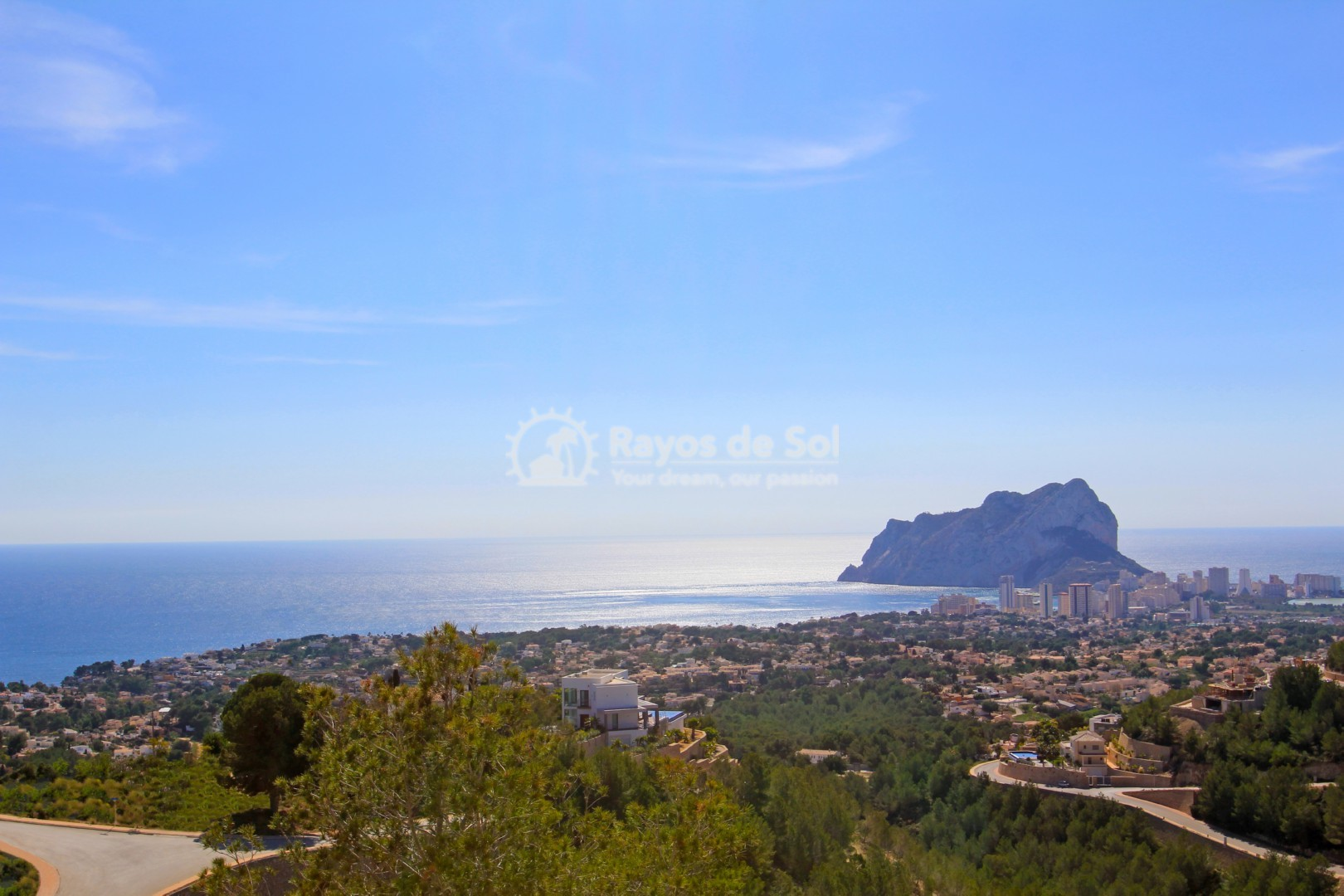 Villa with fantastic views  in Benissa, Costa Blanca (BEVABERA) - 8