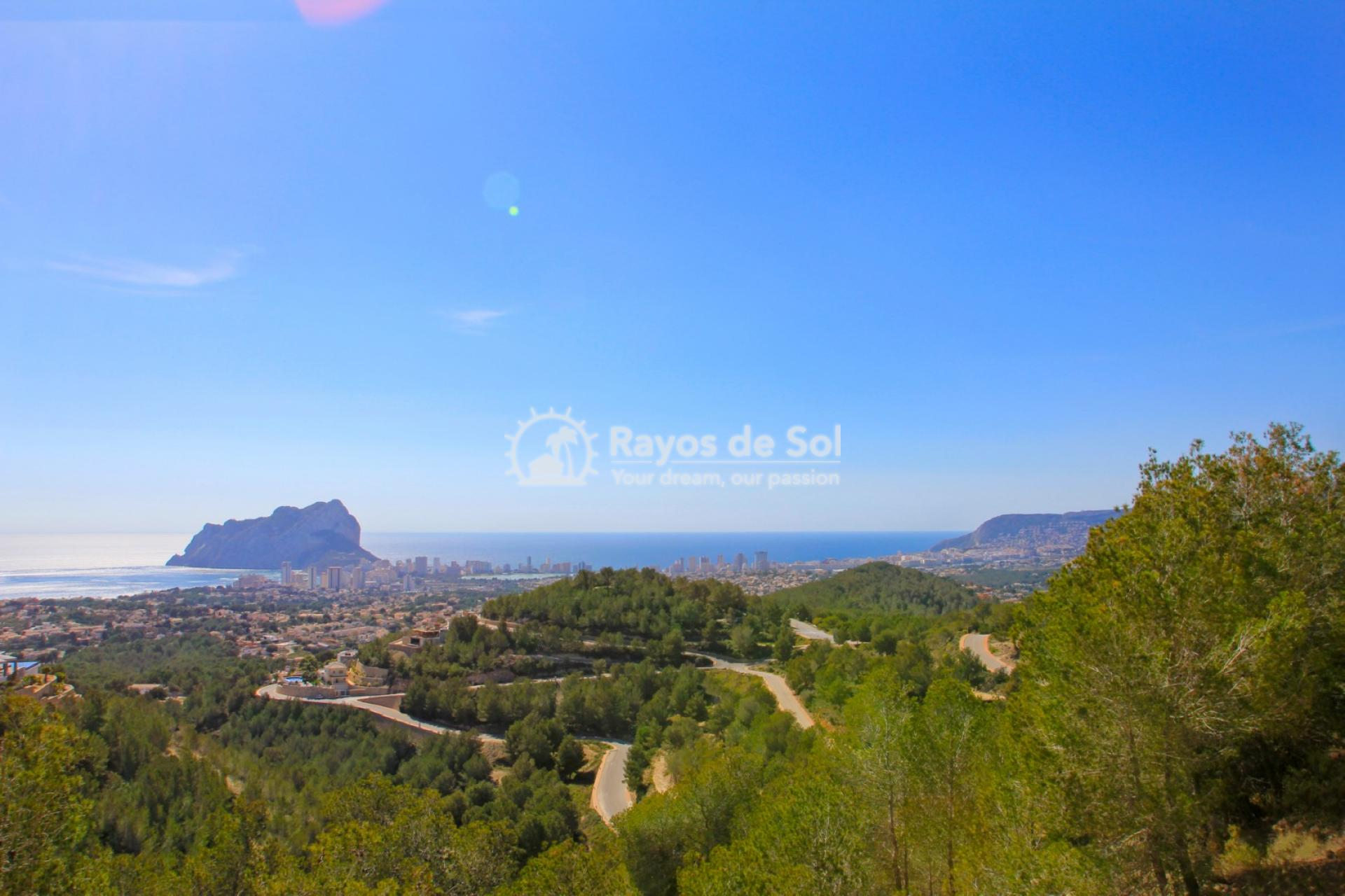 Villa with fantastic views  in Benissa, Costa Blanca (BEVABERA) - 10