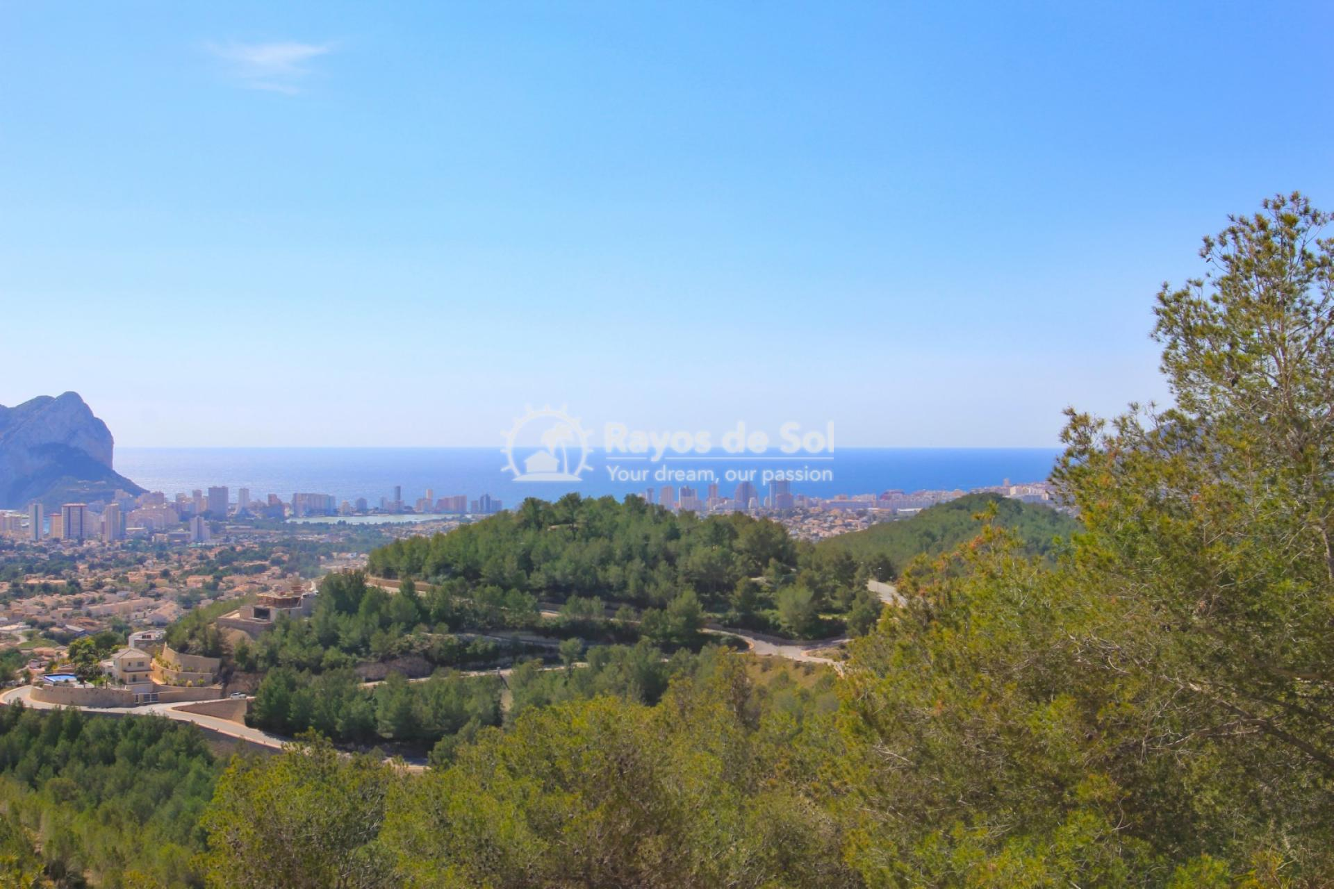 Villa with fantastic views  in Benissa, Costa Blanca (BEVABERA) - 11