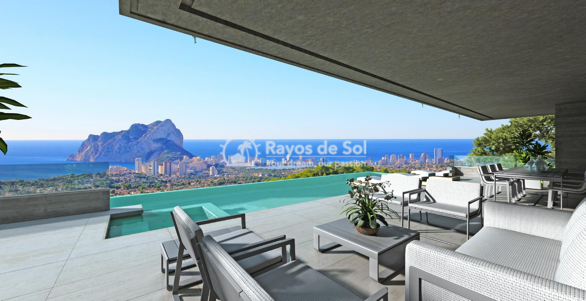 Villa with fantastic views  in Benissa, Costa Blanca (BEVABERA) - 6