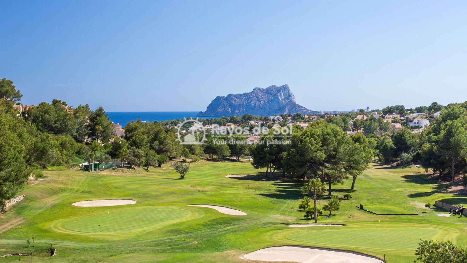 Villa with fantastic views  in Benissa, Costa Blanca (BEVABERA) - 13