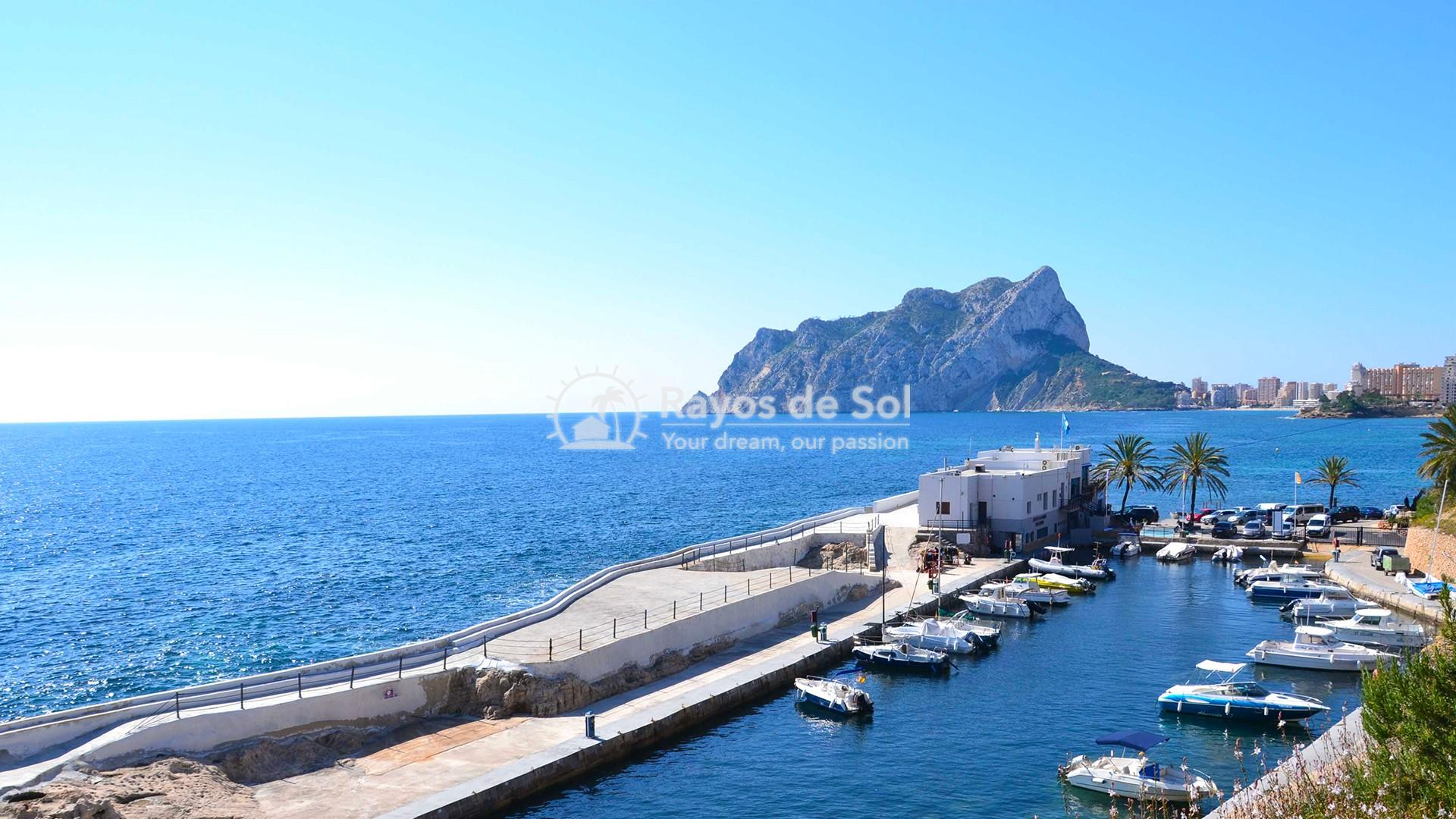 Villa with fantastic views  in Benissa, Costa Blanca (BEVABERA) - 12