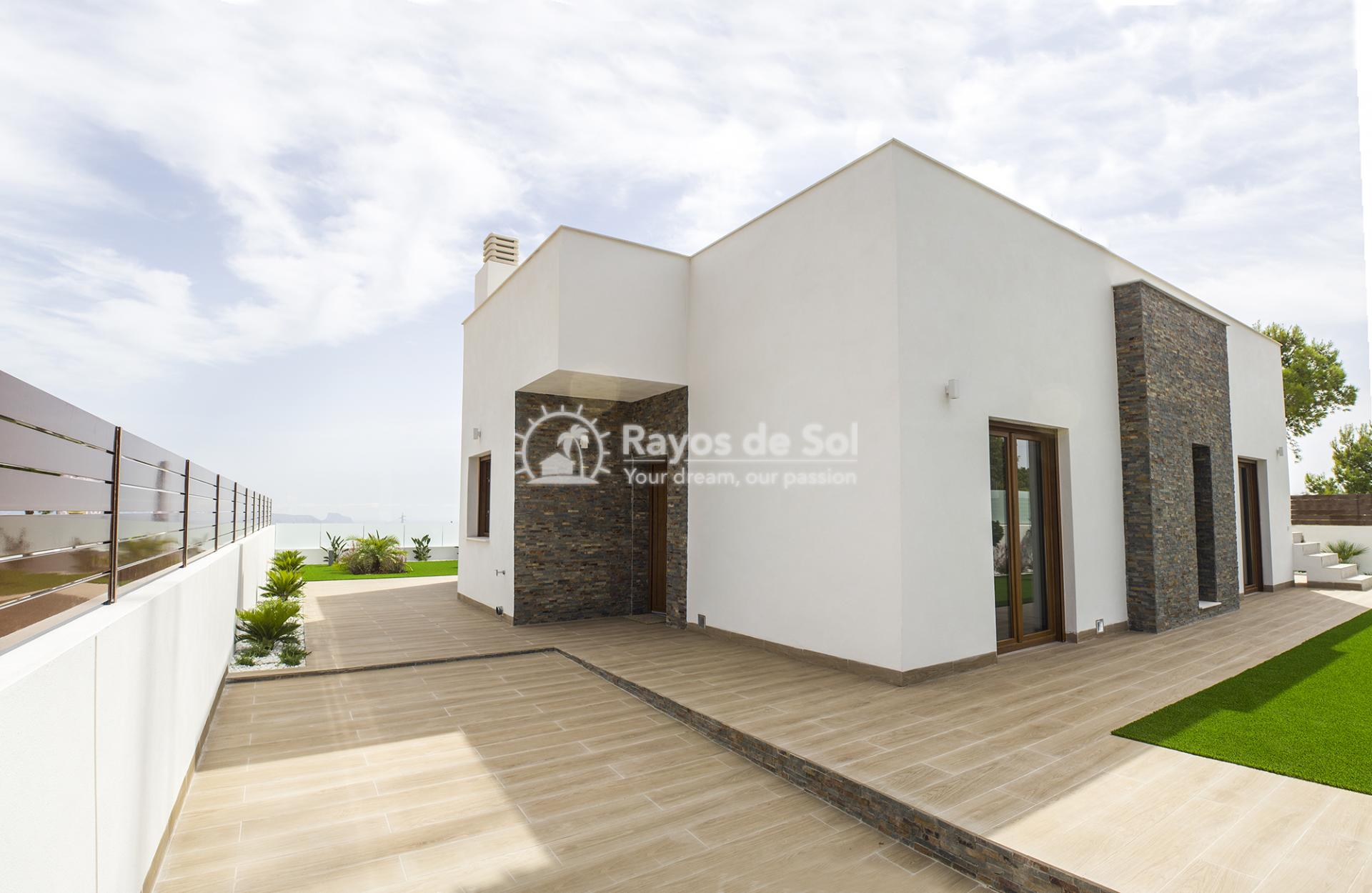 Detached villa  in Polop, Costa Blanca (POWOKA) - 2