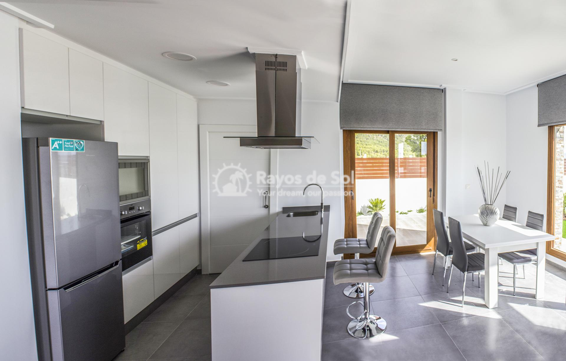 Detached villa  in Polop, Costa Blanca (POWOKA) - 5