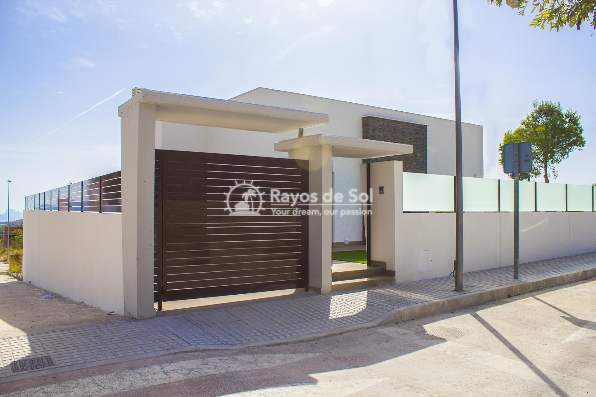 Detached villa  in Polop, Costa Blanca (POWOKA) - 13