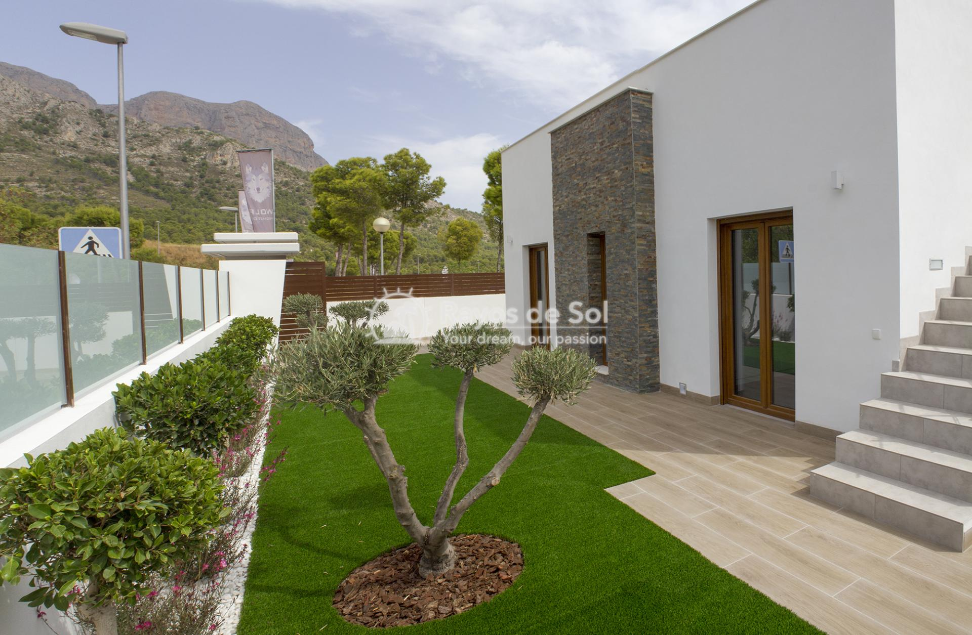 Detached villa  in Polop, Costa Blanca (POWOKA) - 10